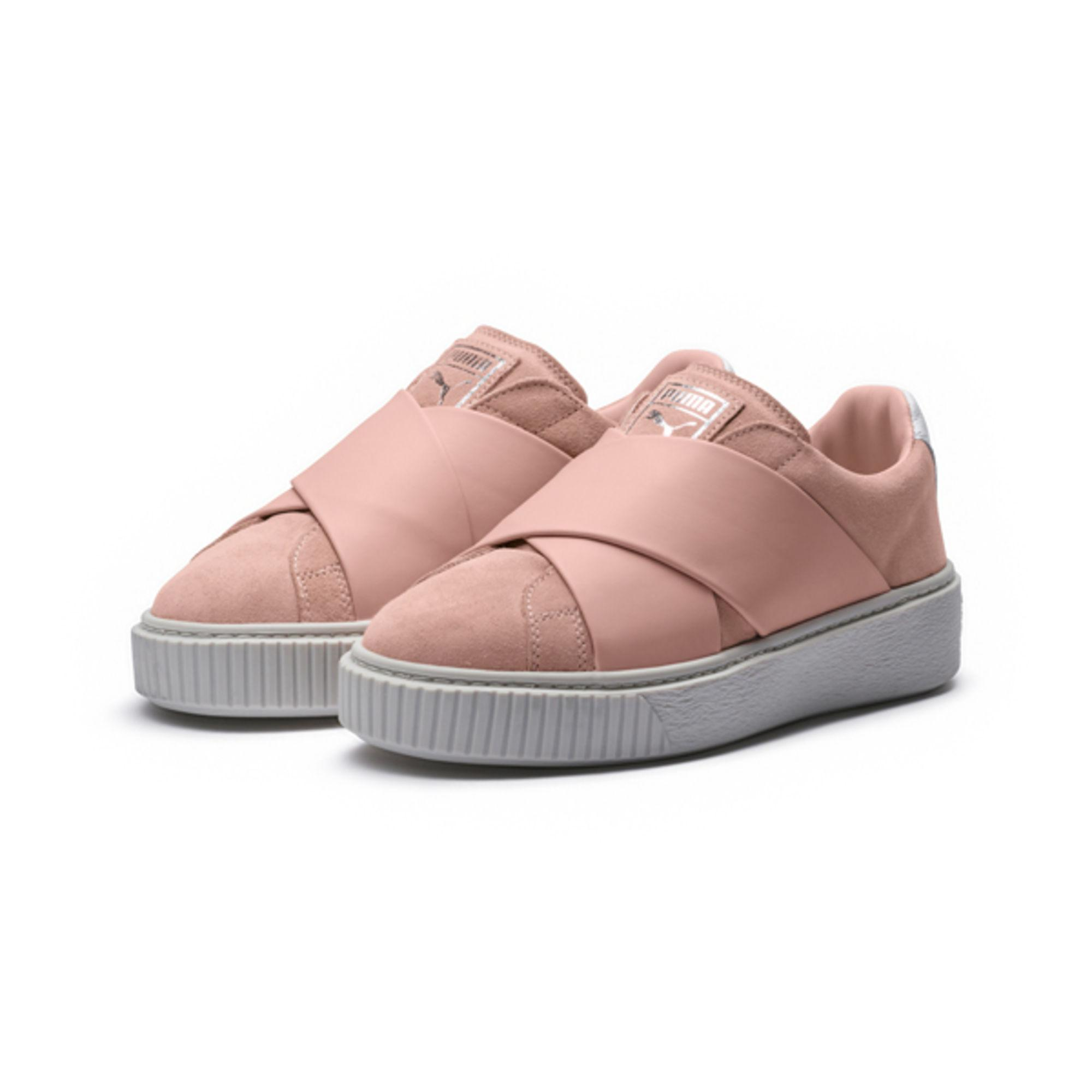 1d924dc98c4f Lyst - PUMA Platform X Women s Sneakers