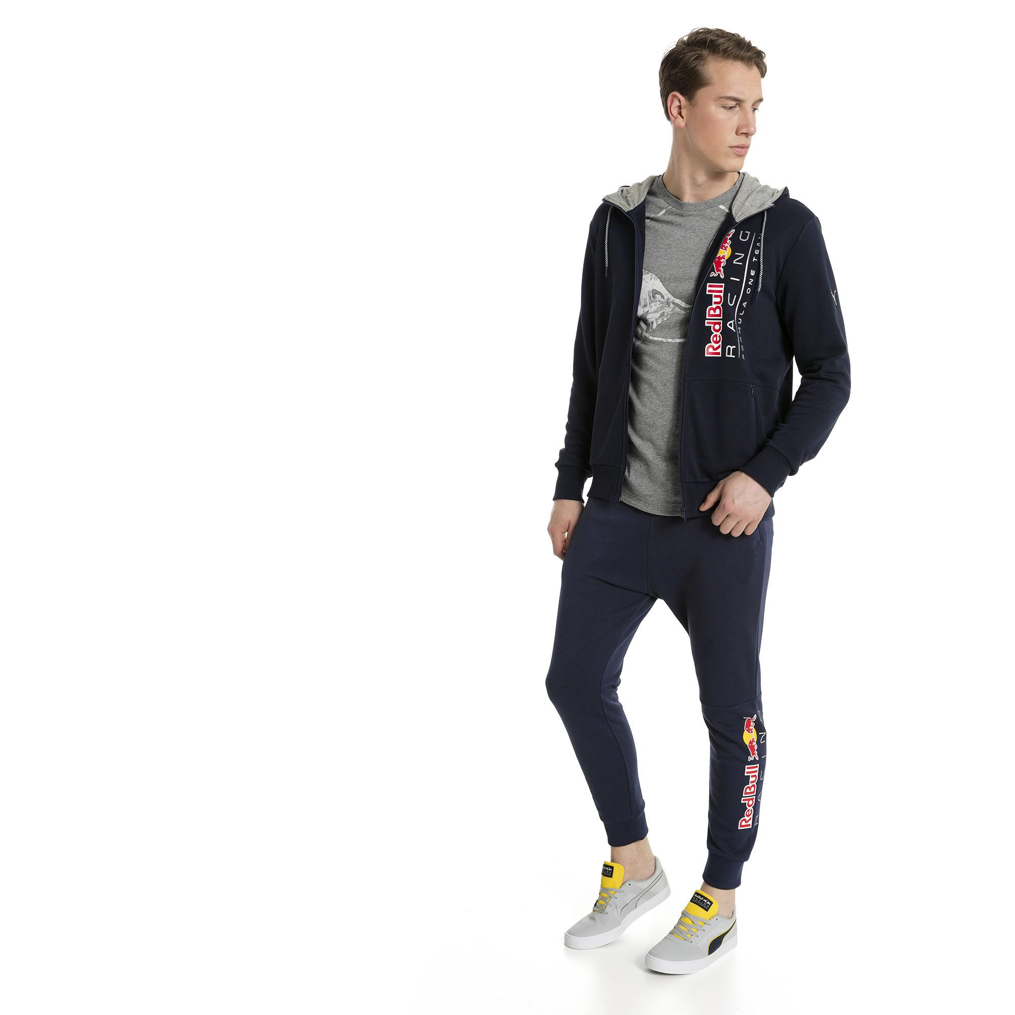 4969c7fa76a3 Lyst - PUMA Red Bull Racing Lifestyle Sweatpants in Blue for Men