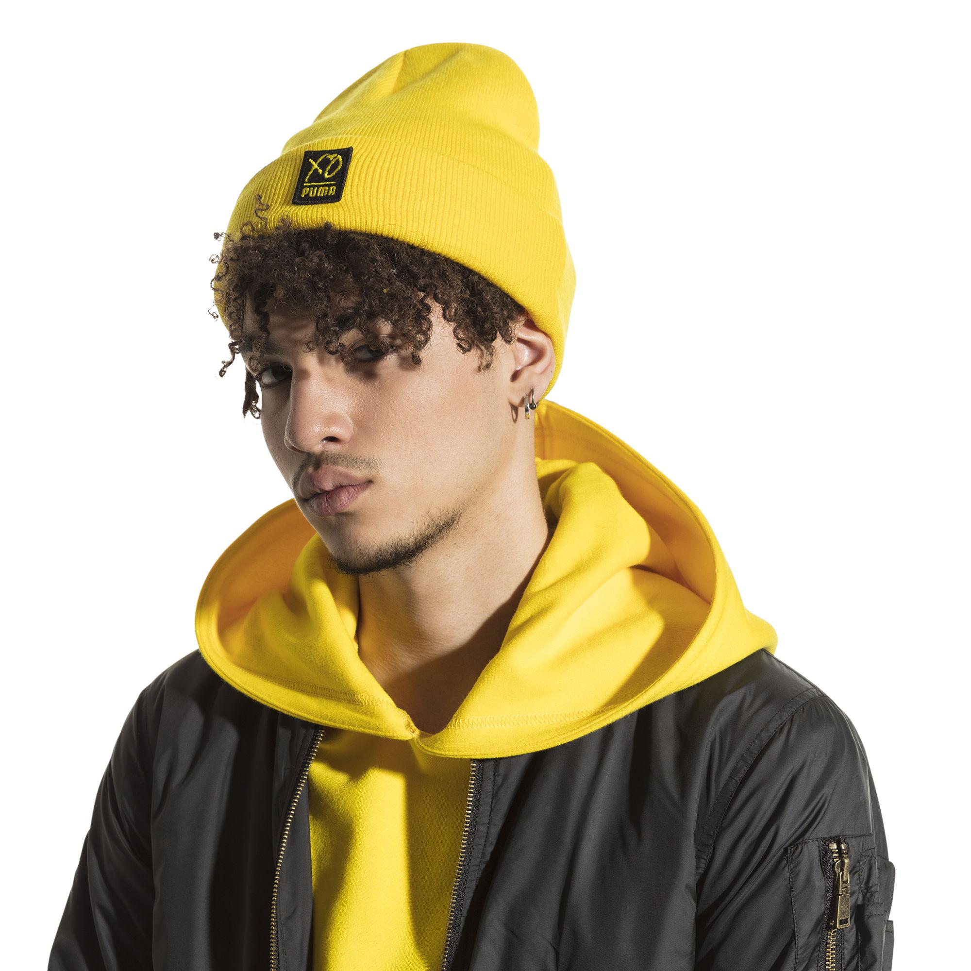 a6c4dba1c4a Lyst - PUMA X Xo Beanie in Yellow for Men