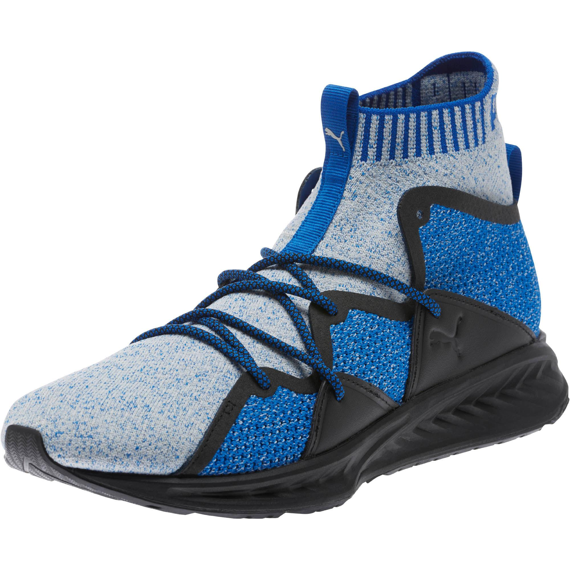 separation shoes fb1c4 bc30b PUMA Ignite Wave Evoknit Training Shoes in Blue for Men - Lyst