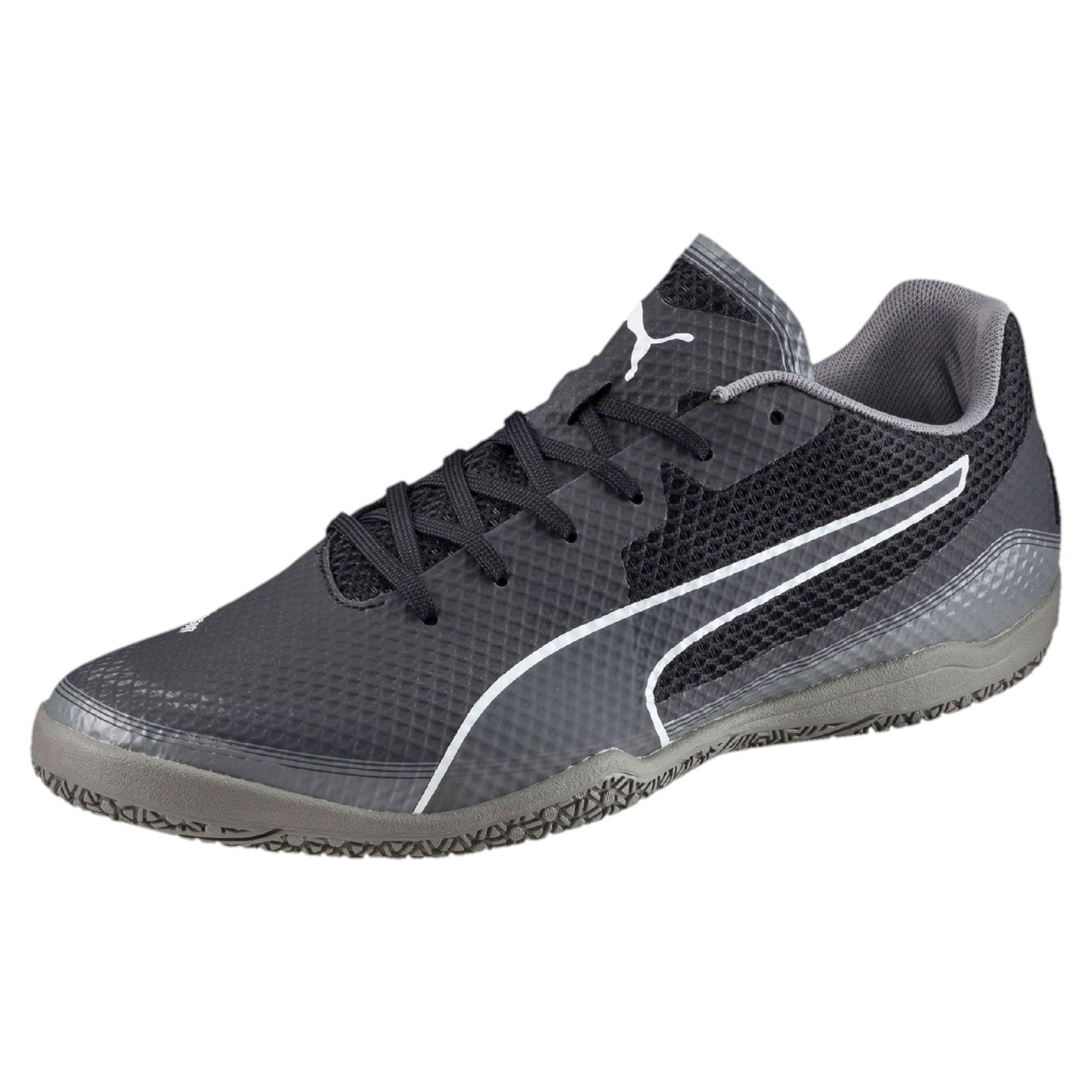 cd1dd2f32144 Lyst - Puma Invicto Fresh Men s Indoor Soccer Shoes in Gray for Men