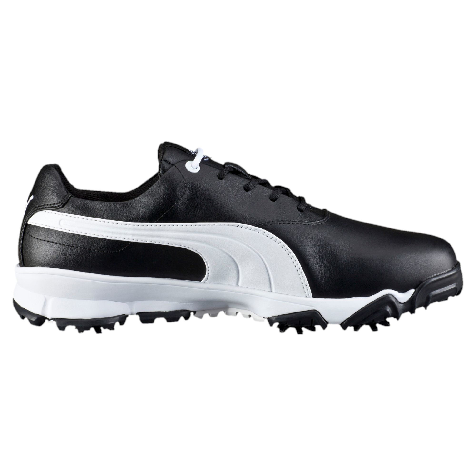 Puma Ace Golf Shoes Black White