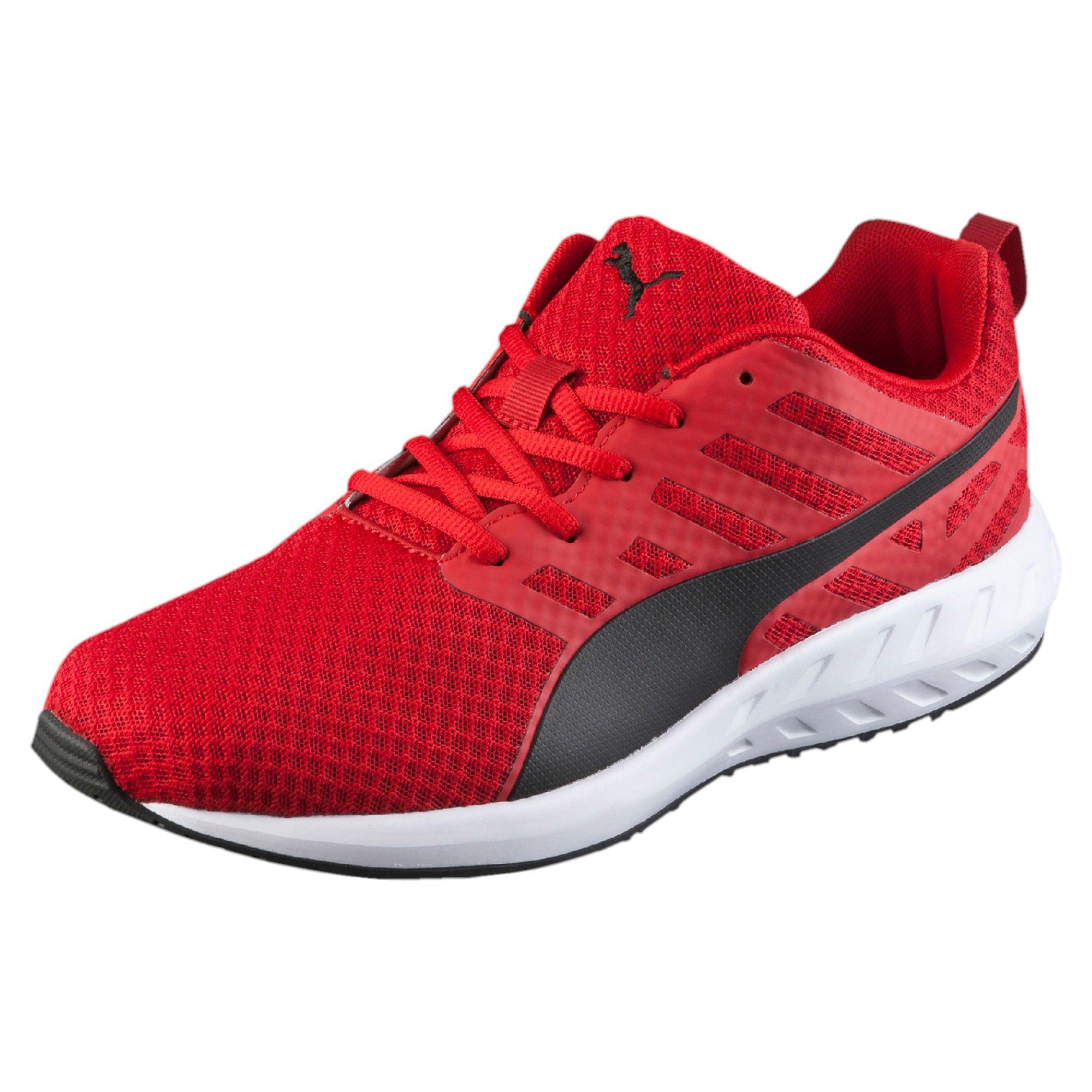 2b17debb64e6cd Lyst - PUMA Flare Mesh Men s Running Shoes in Black for Men