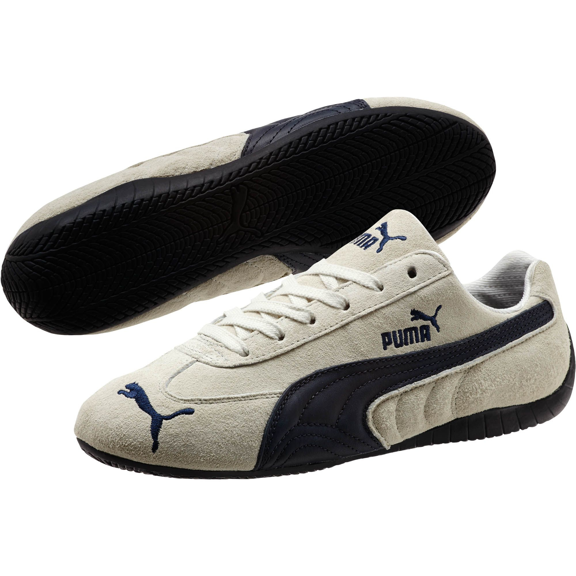 5336c0ec0a4 denmark product highlight puma speed cat sparco 168b9 9b792  coupon code  lyst puma speed cat sd shoes in metallic dedcc 40c66