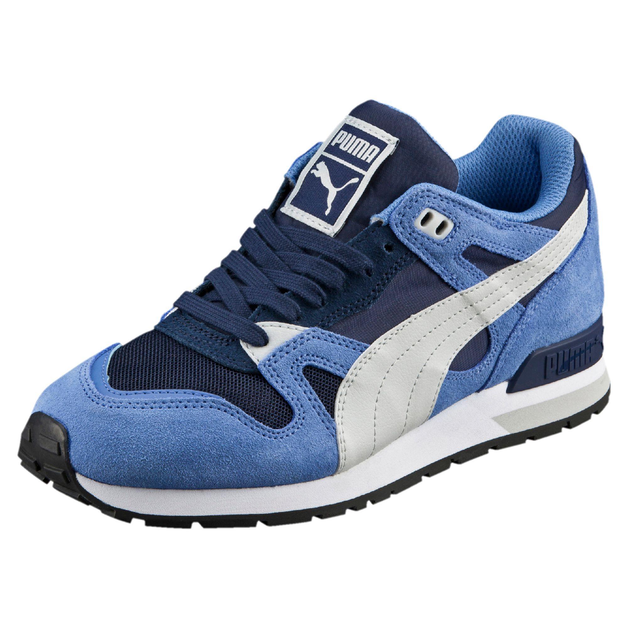 415503019a4 Lyst - Puma Duplex Classic Women s Sneakers in Blue