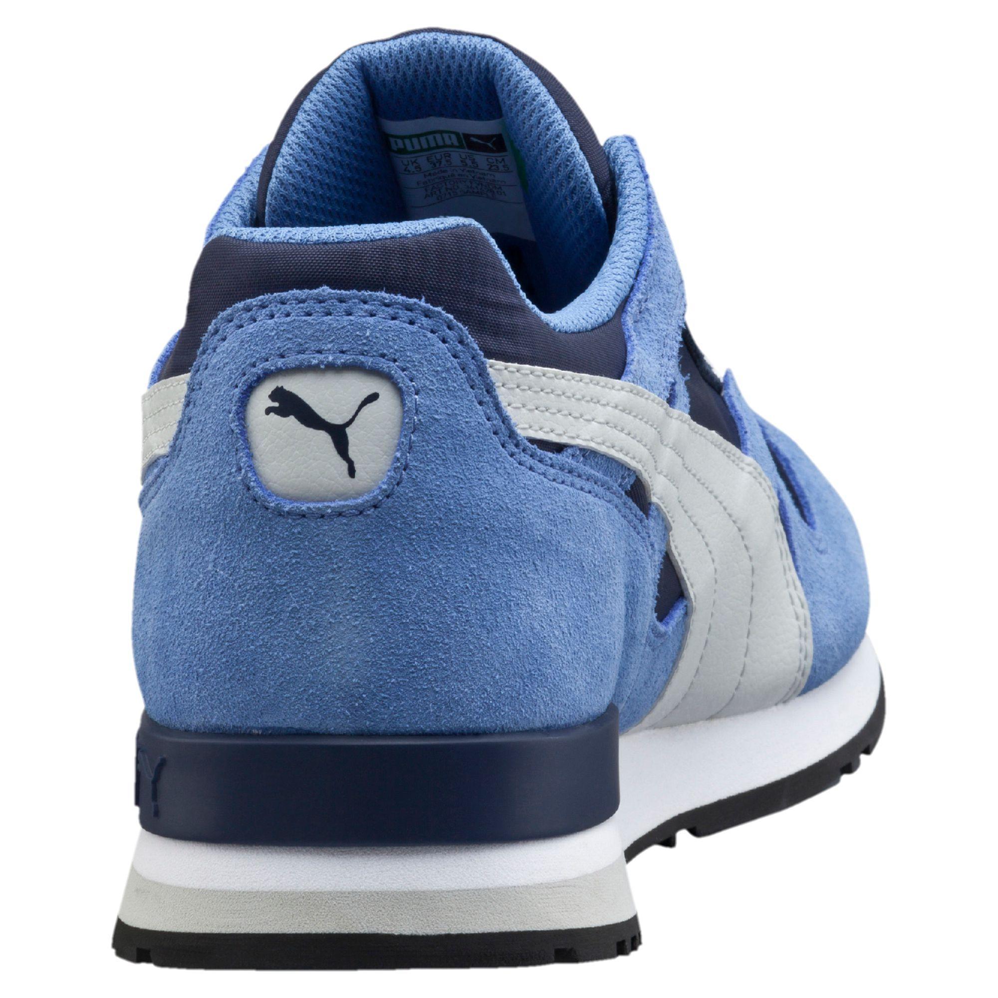 85d303836c0 Lyst - Puma Duplex Classic Women s Sneakers in Blue