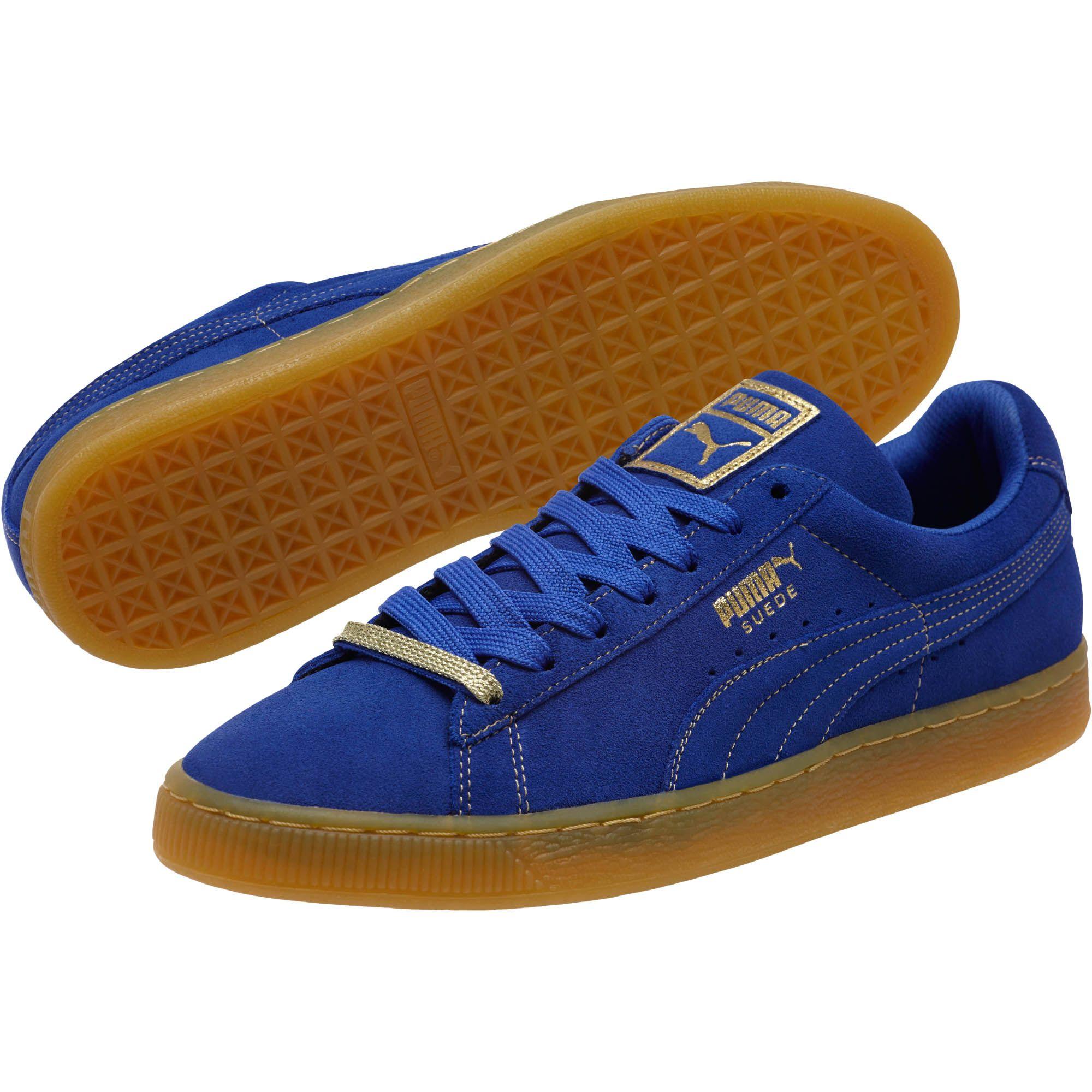 Puma Cat Suede Shoes