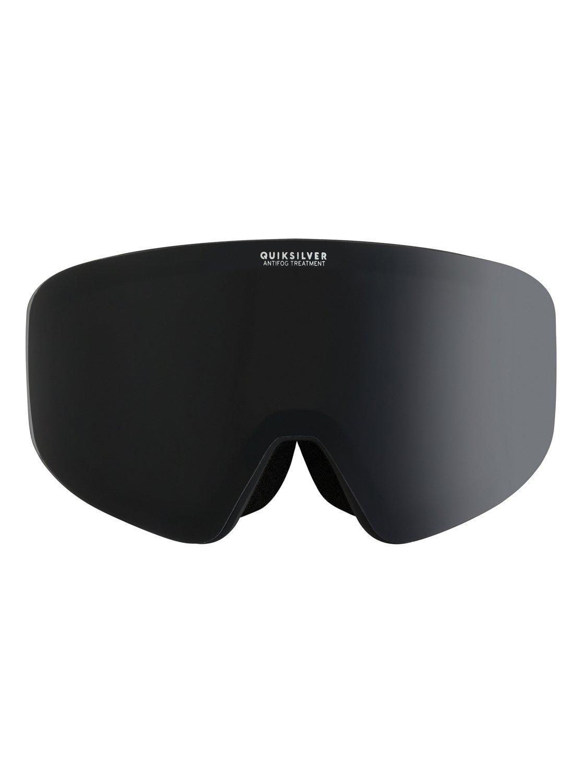bb8ac918dad Quiksilver - Black Ski snowboard Goggles - Lyst. View fullscreen