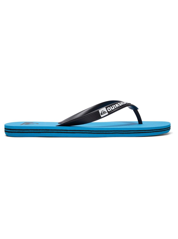 b25942d85f Quiksilver Flip-flops in Blue for Men - Lyst