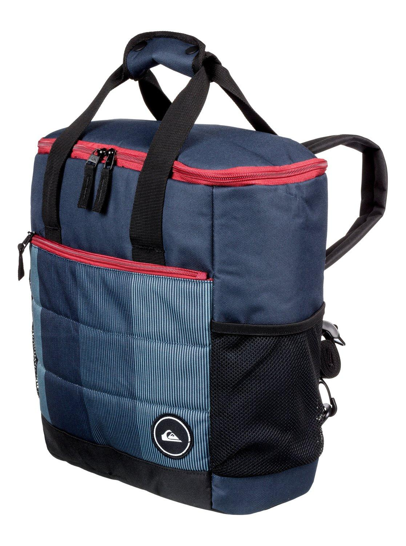 Quiksilver - Gray Medium Cooler Backpack for Men - Lyst. View fullscreen fd526cbdfd251