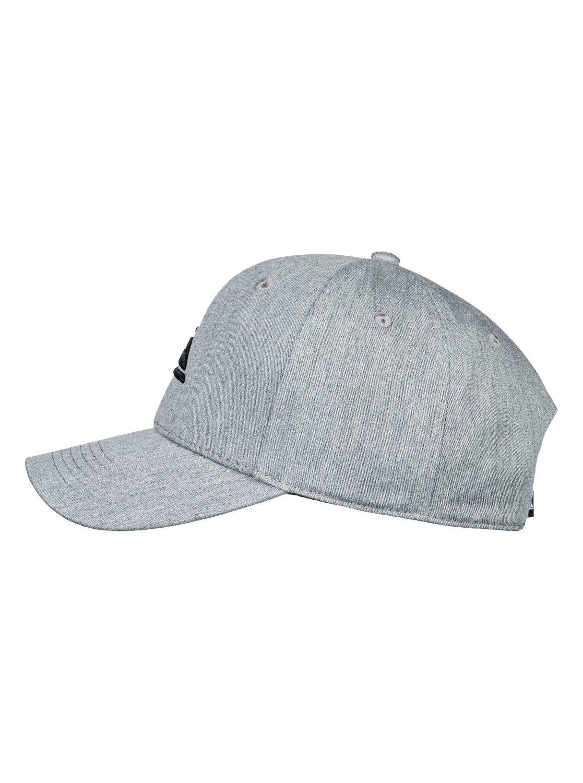 low priced e32c3 f4fd3 Quiksilver - Gray Snapback Cap for Men - Lyst. View fullscreen