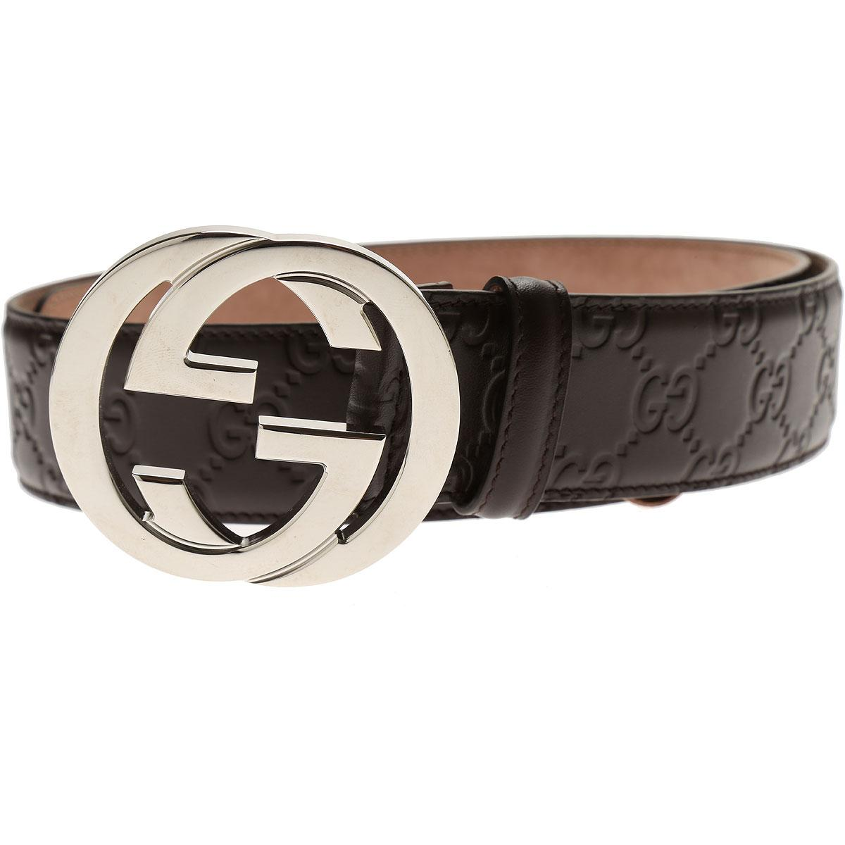 09aac3ee6d Gucci Mens Belts On Sale in Brown for Men - Lyst