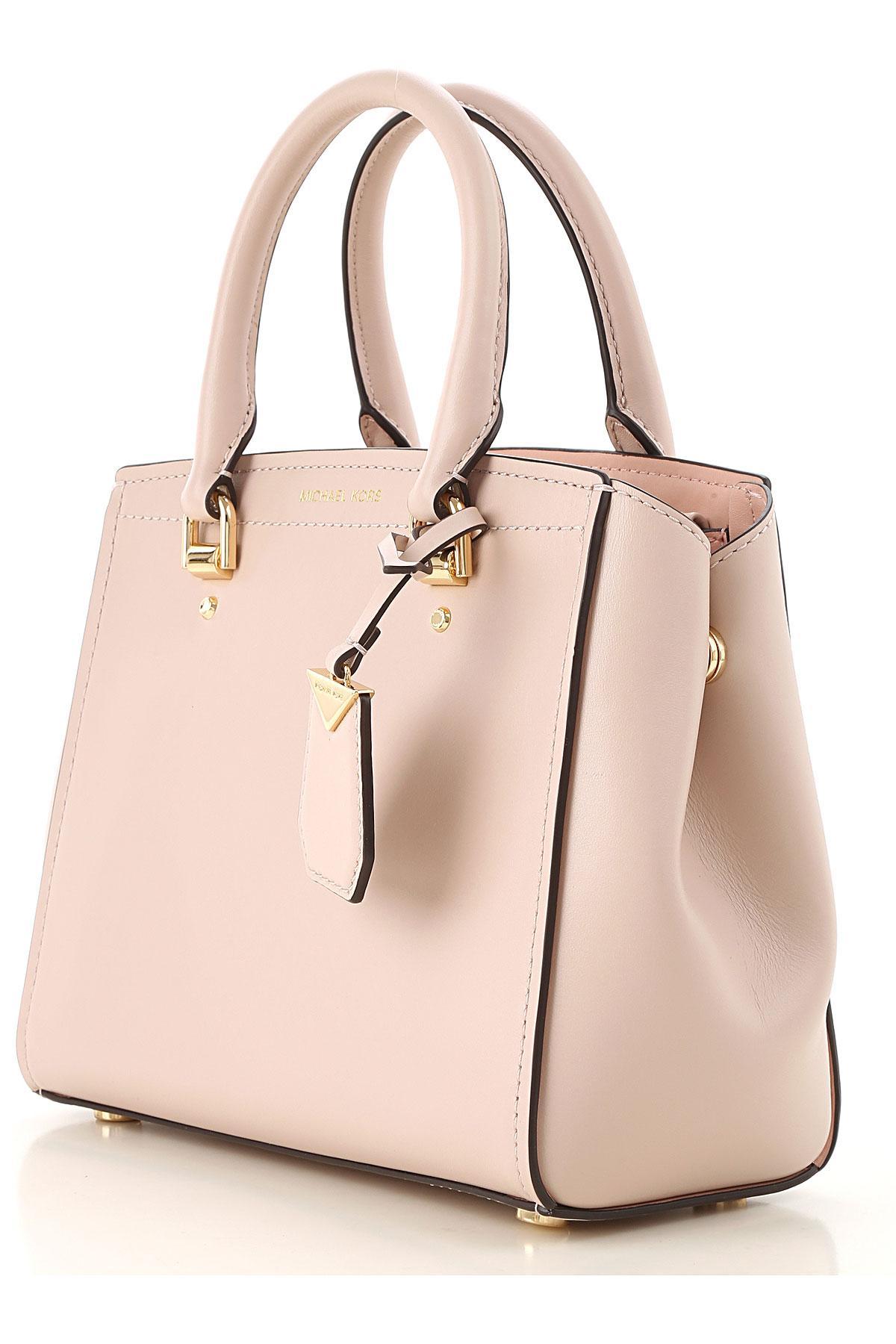 8c9eec5bc91a Michael Kors - Pink Tote Bag - Lyst. View fullscreen