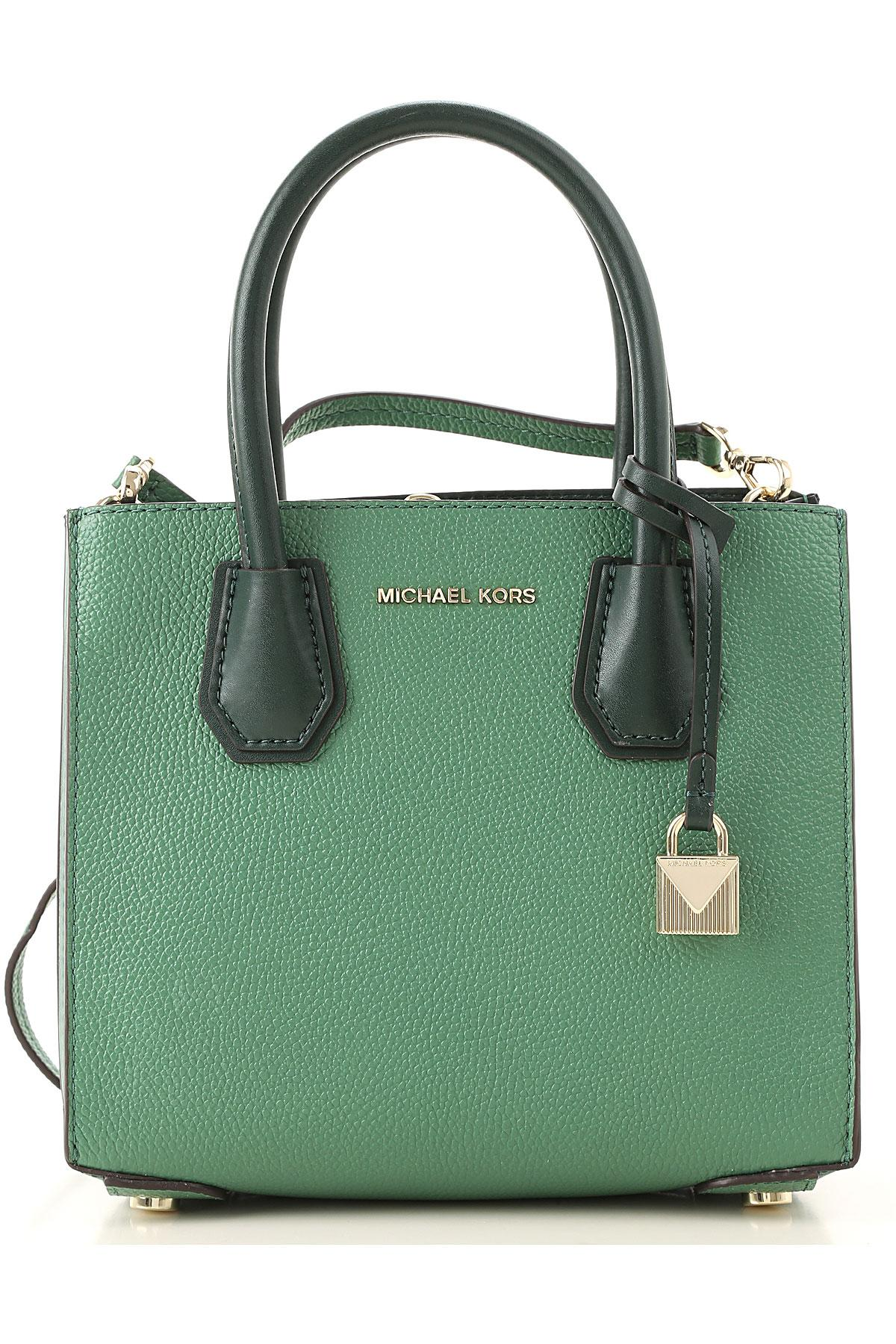 f3d348cb0441bd Michael Kors - Green Handbags - Lyst. View fullscreen
