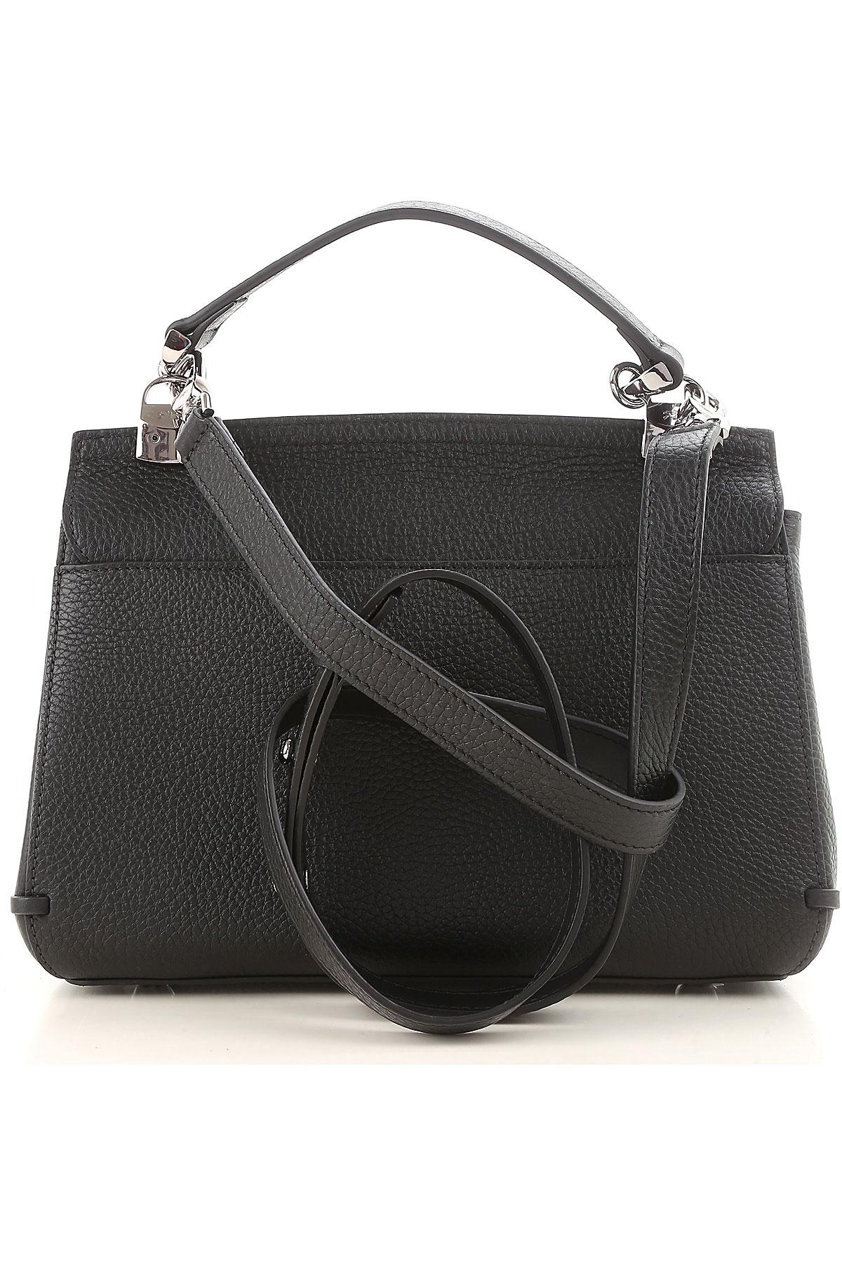 Longchamp Lyst vendita da in Cheap donna nera Borsa a tracolla BqwaBr6