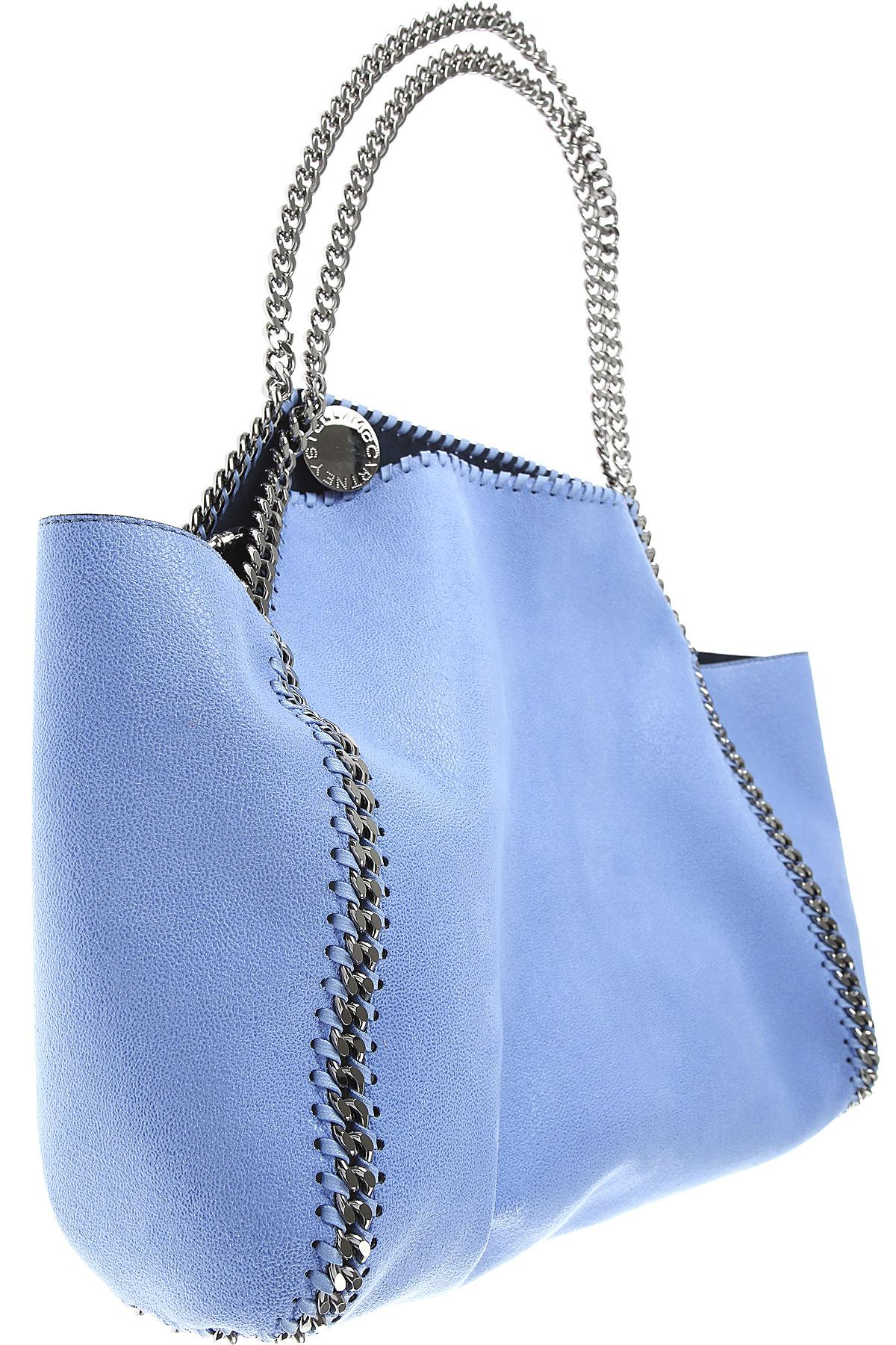 Stella McCartney - Blue Tote Bag - Lyst. View fullscreen 0942f3075db80