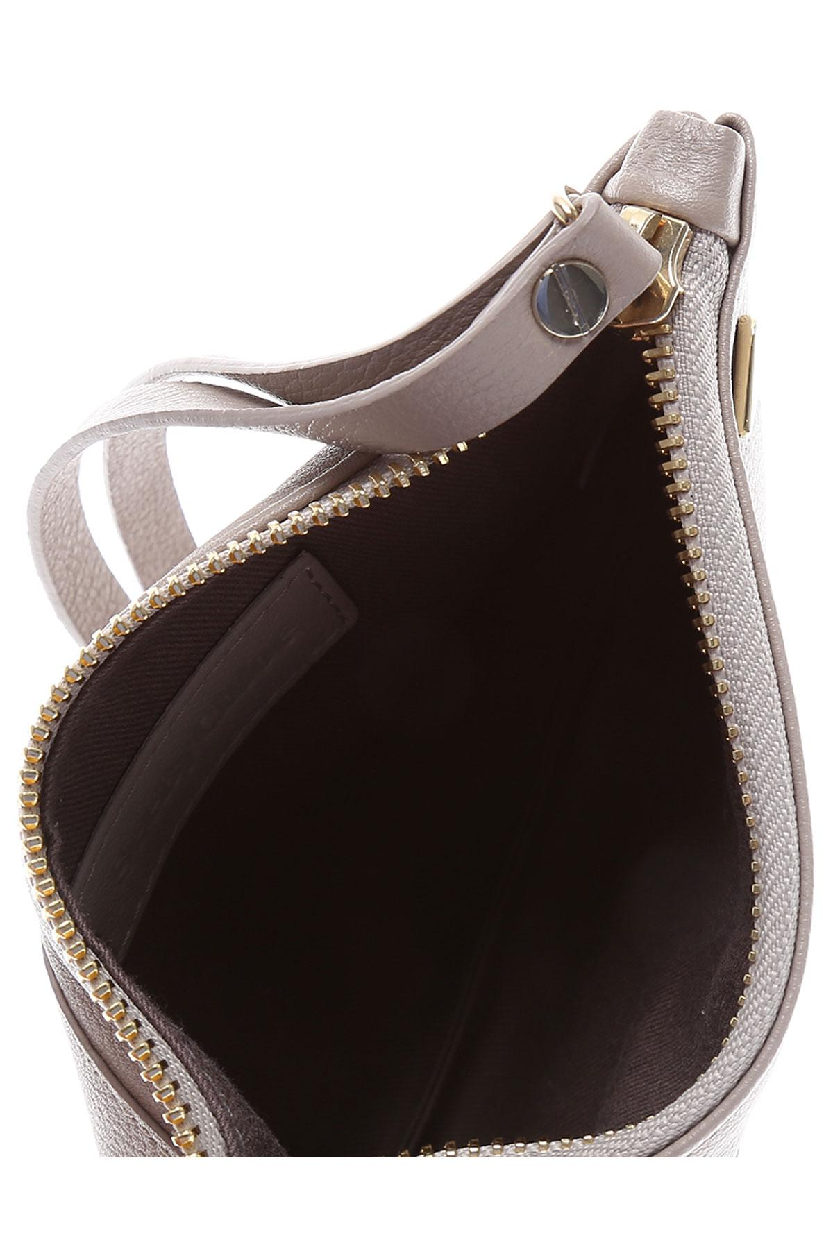 Lyst - Chloé Women  s Pouch On Sale In Outlet in Gray ef90ac6a9