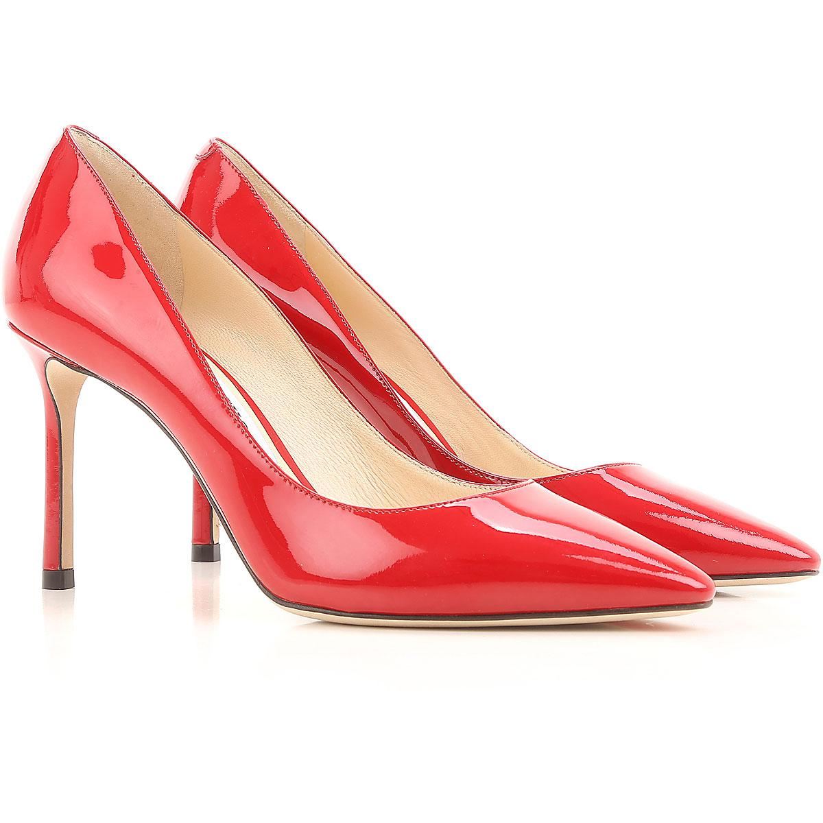Jimmy Choo Shoes For Women In Red Lyst