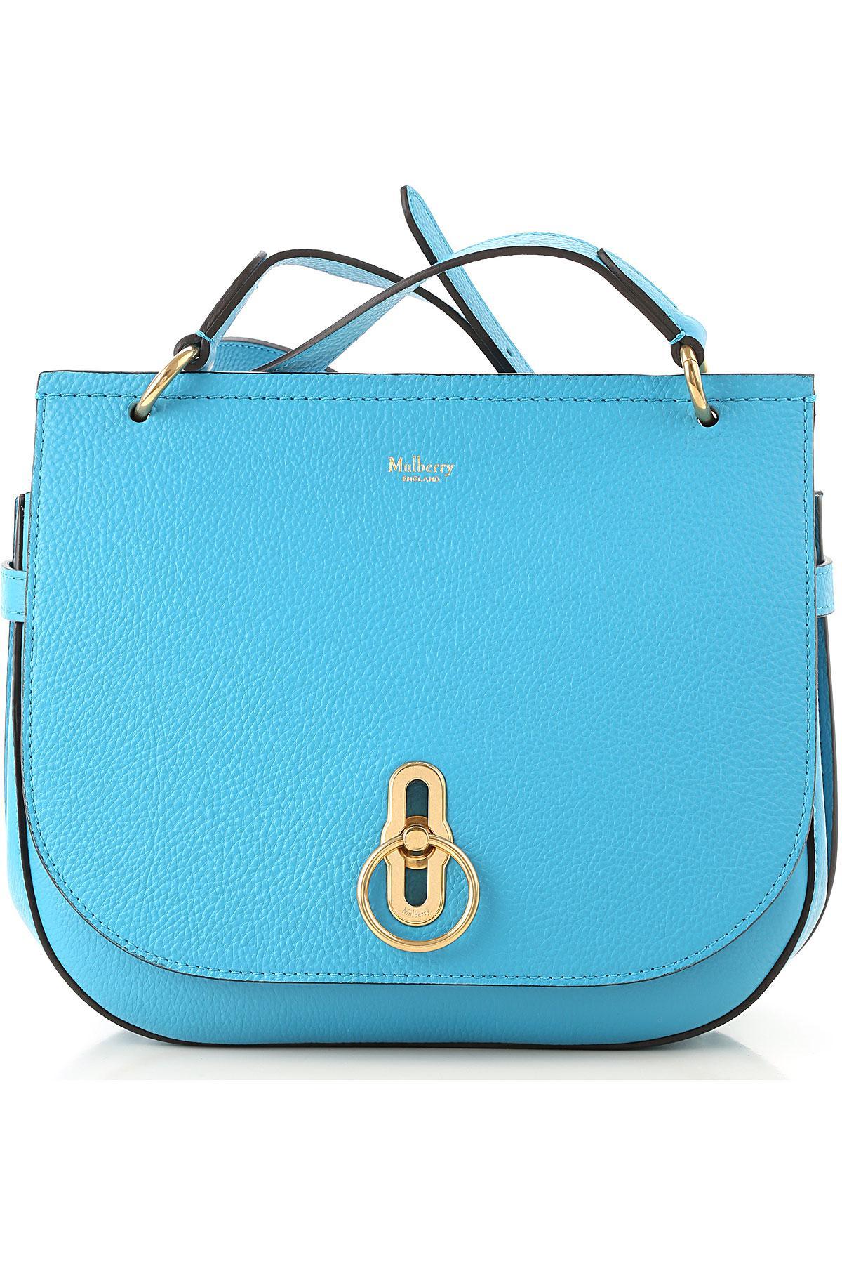 ffaa5913228a Mulberry Handbags in Blue - Lyst