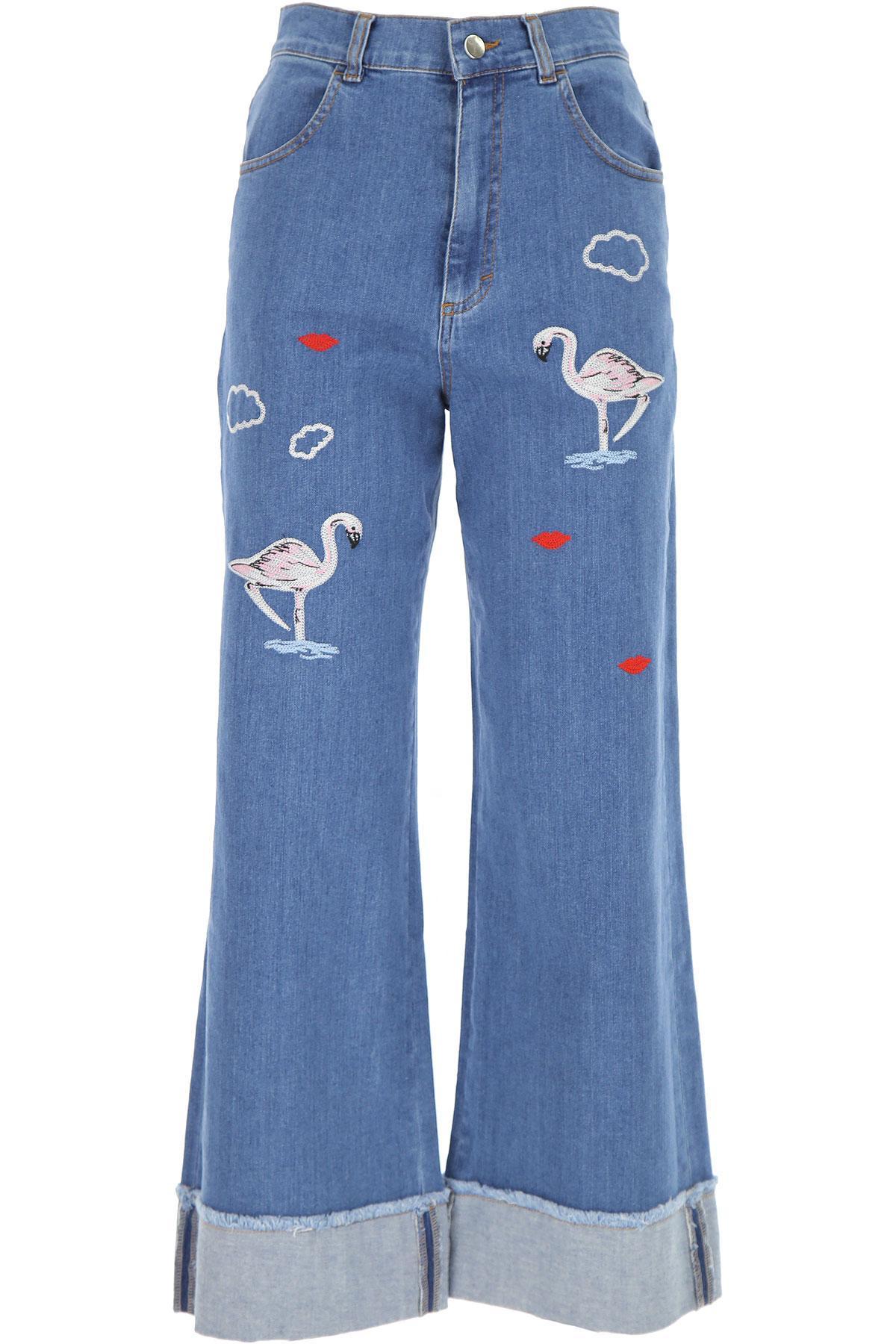 2791494ce8 Lyst - Vivetta Jeans in Blue