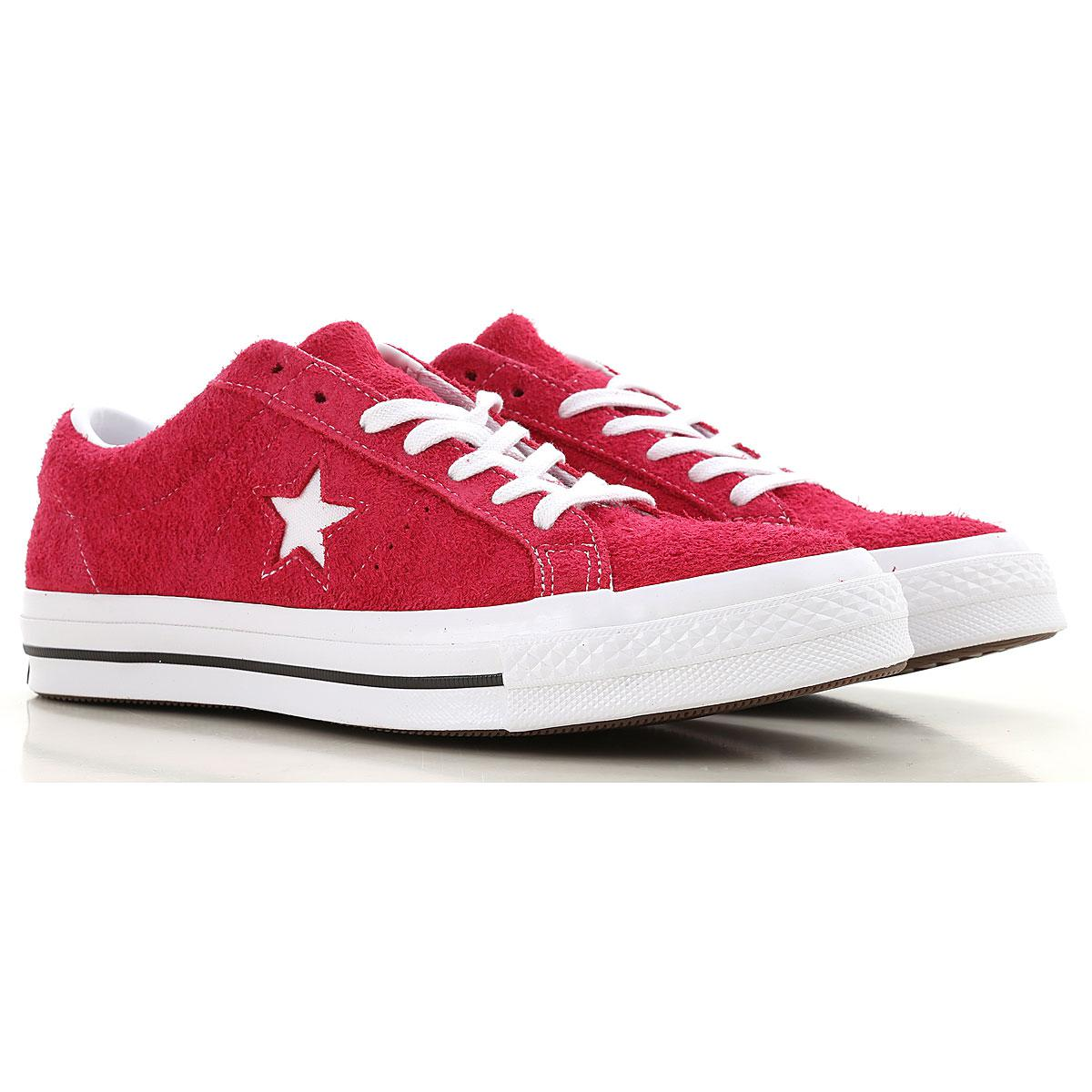 fd4b8ed3d4ab Converse Sneakers For Men in Red for Men - Lyst