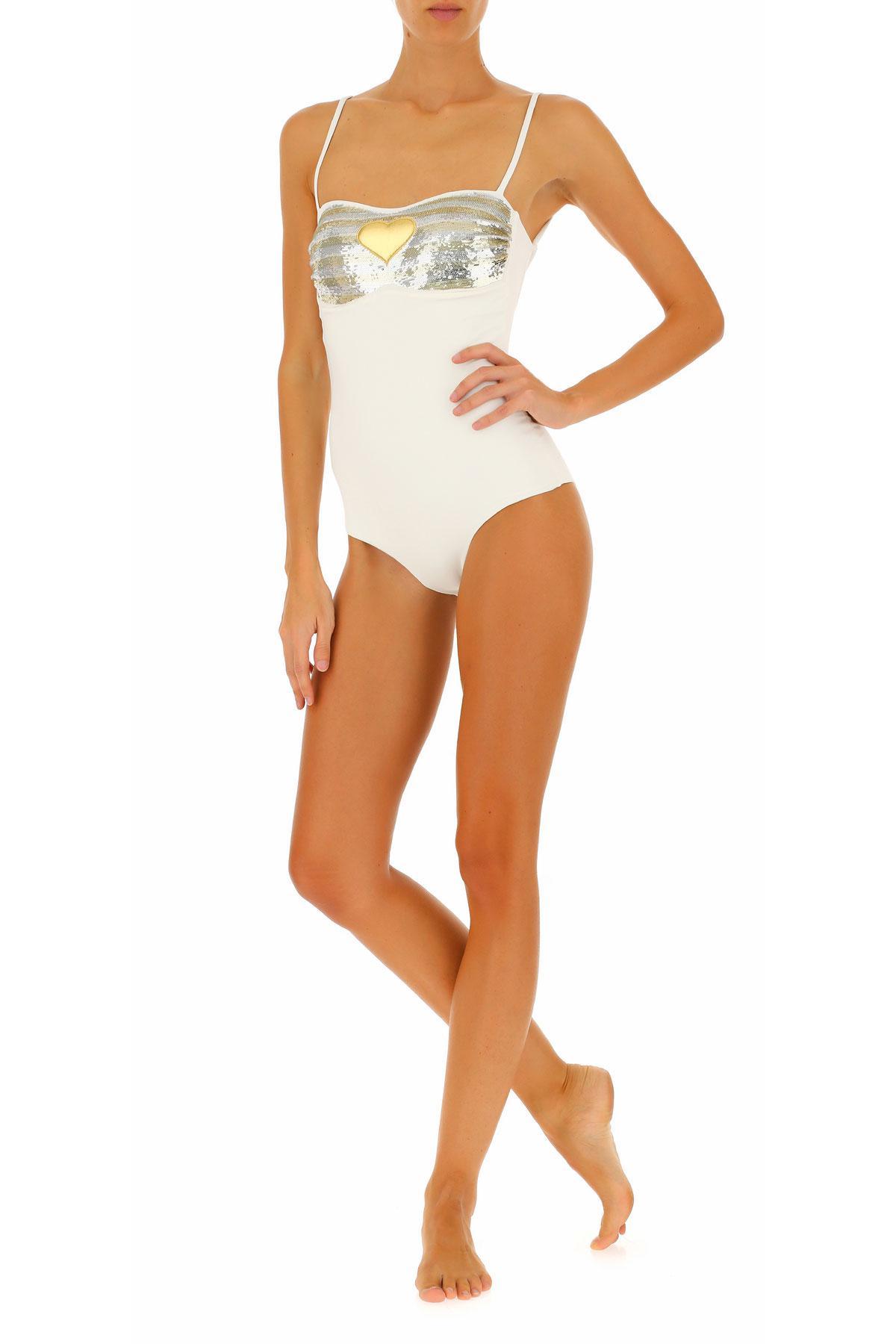 bded1657f2e36 Twin Set - White Swimwear Bathing Swimsuits For Women On Sale - Lyst. View  fullscreen