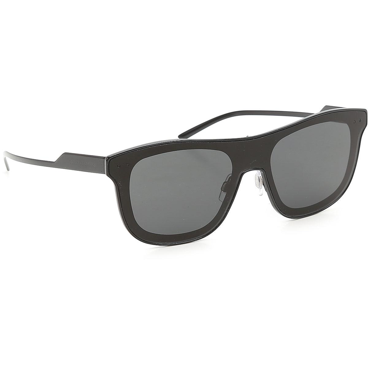 bc77308fd3ce Lyst - Dolce & Gabbana Sunglasses On Sale in Black for Men