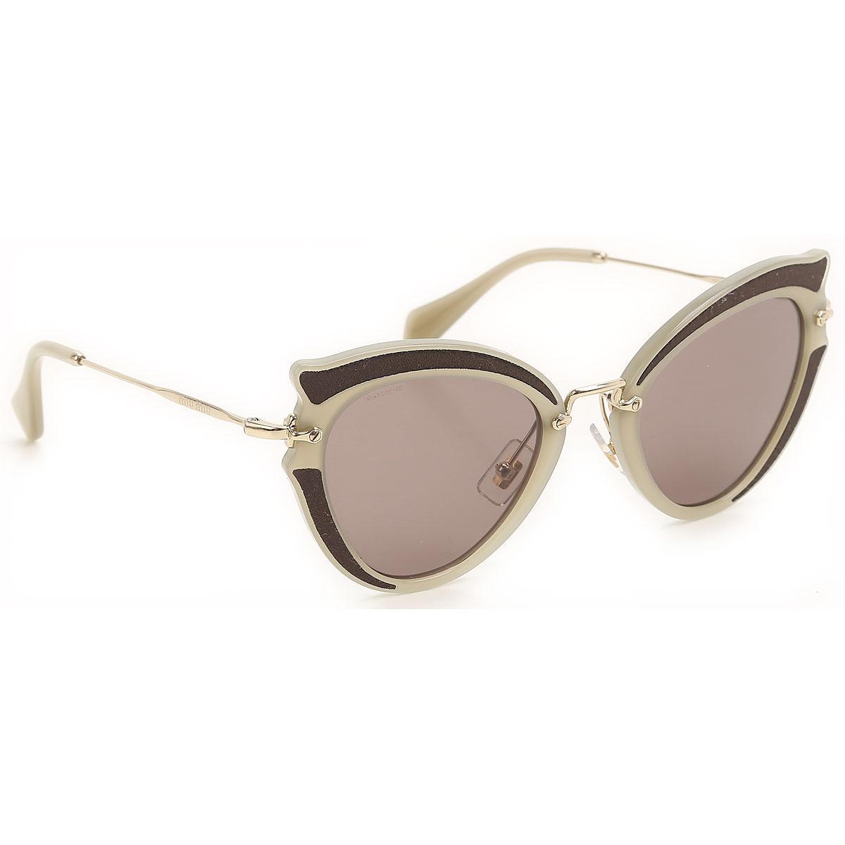 f18847b4a7 Miu Miu - Natural Gafas y Lentes de Sol Baratos en Rebajas - Lyst. Ver en  pantalla completa
