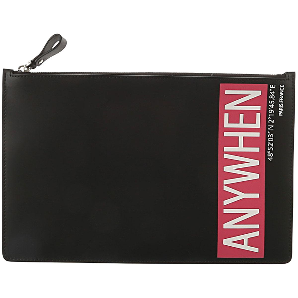 d35ad3f8570ad Lyst - Valentino Pouches On Sale in Black for Men - Save 1.5%
