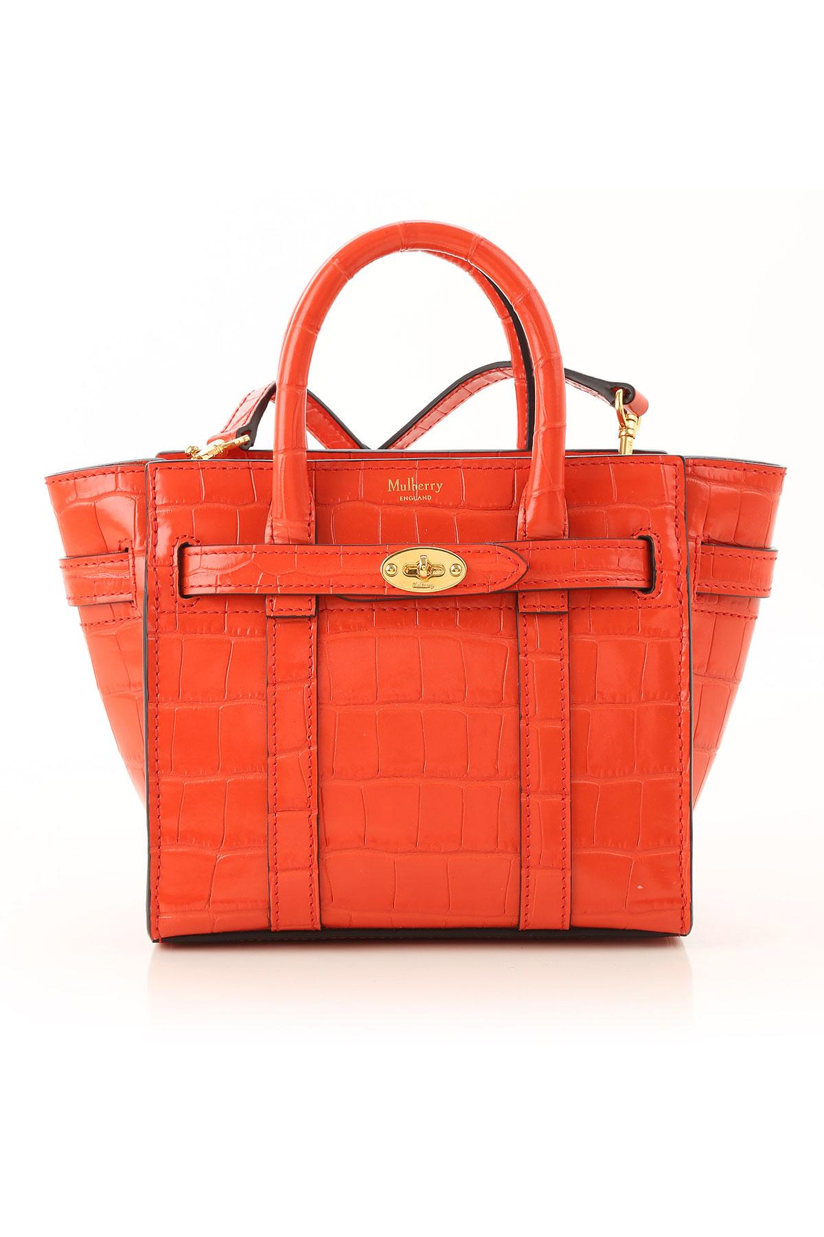51dd7721e1fa Mulberry Handbags in Red - Lyst