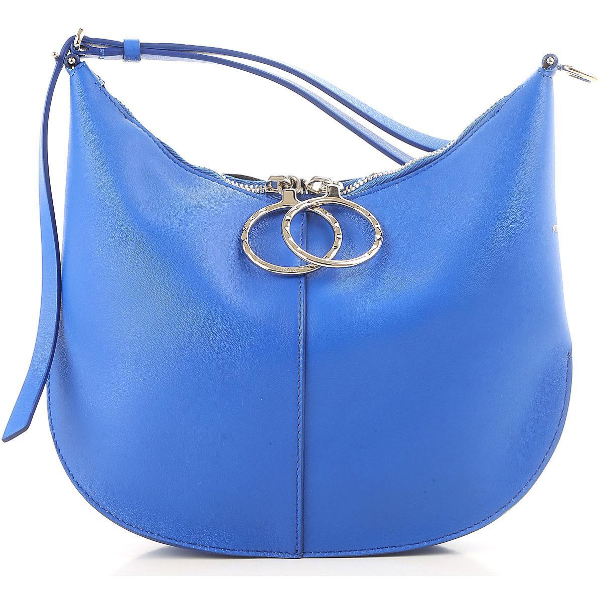 d410658b4e Sac à main Pas cher en Soldes Nina Ricci en coloris Bleu - Lyst