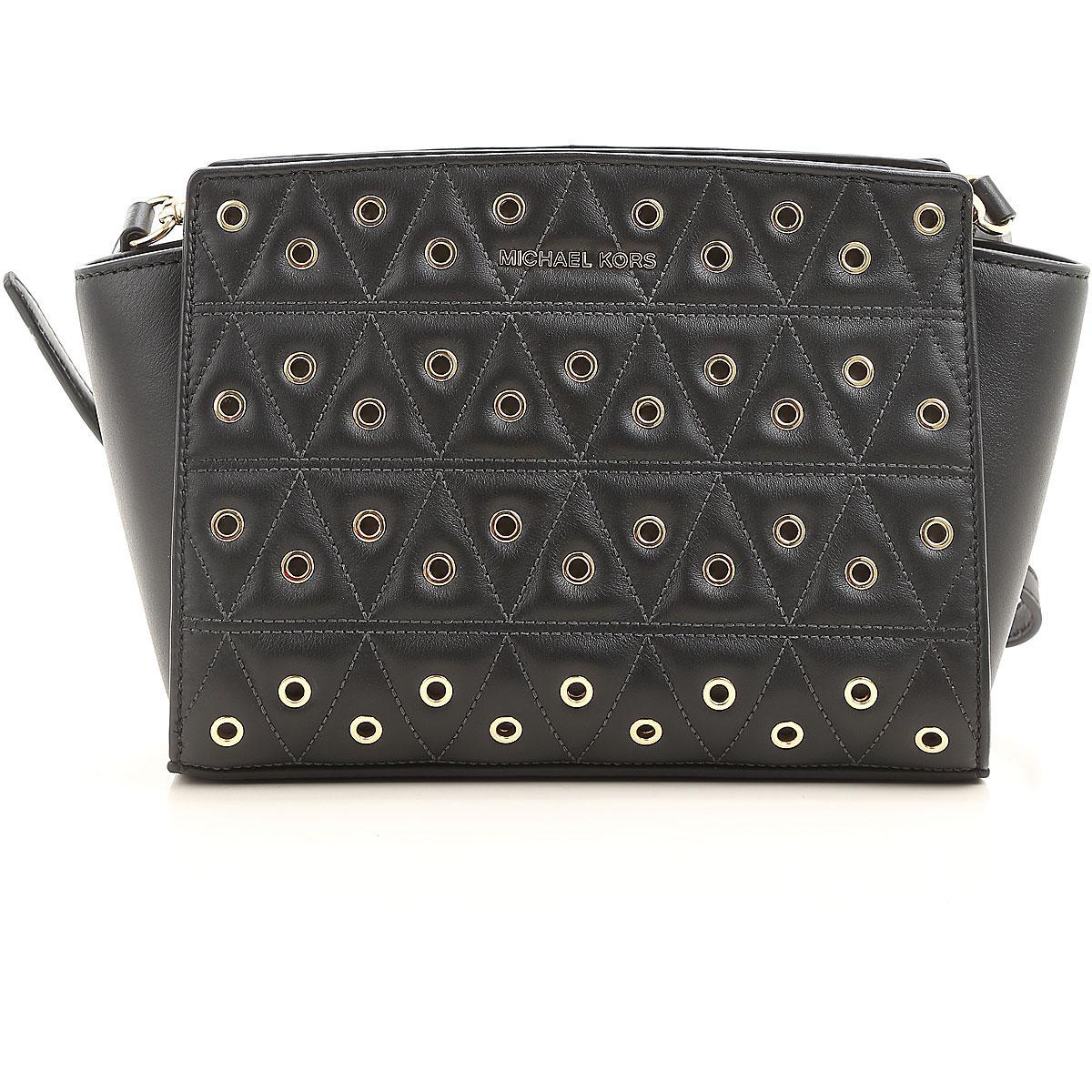 Michael Kors - Black Shoulder Bag For Women On Sale In Outlet - Lyst. View  fullscreen dc160f6f00