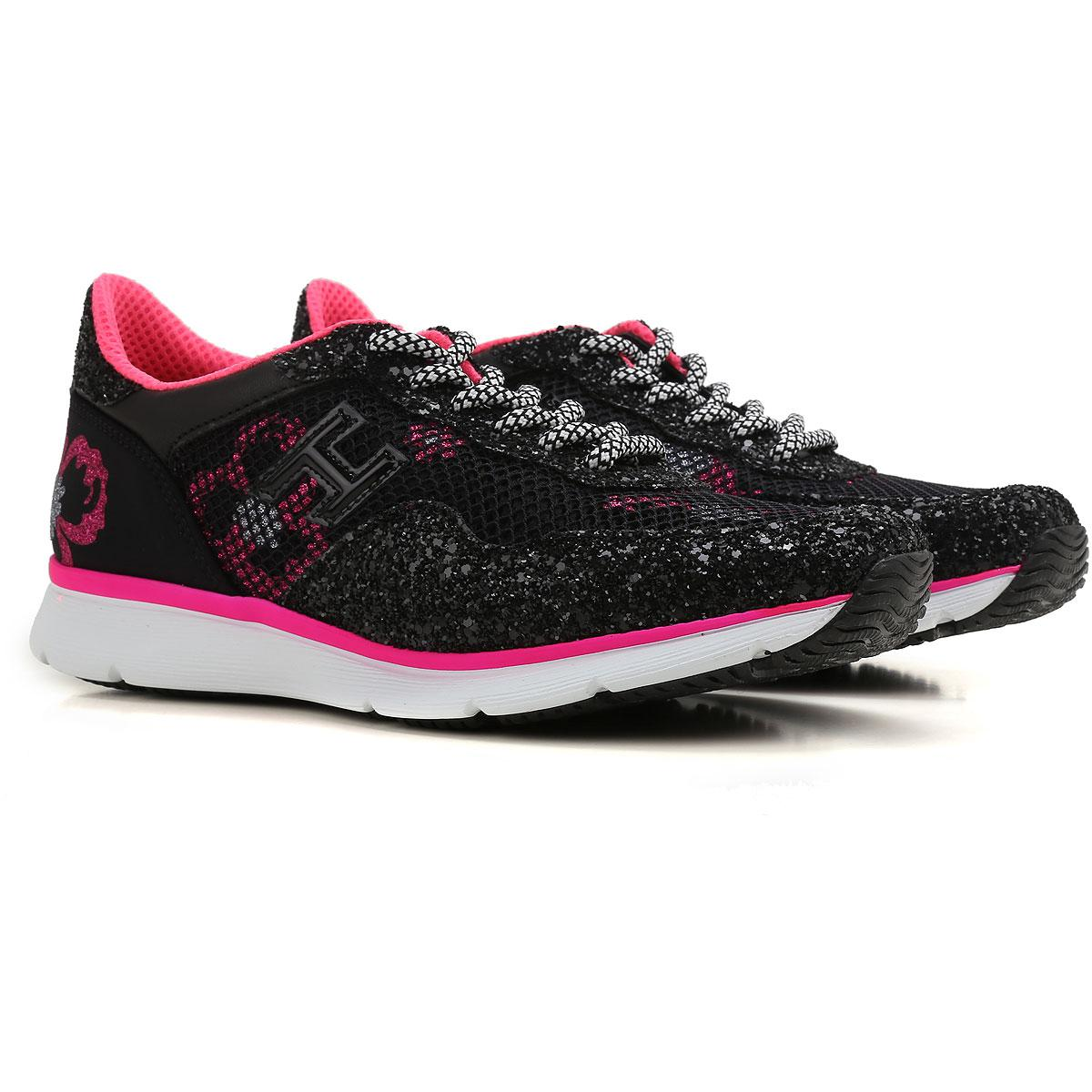 2bd765ae23 Lyst - Hogan Sneakers For Women On Sale In Outlet in Black - Save 17%