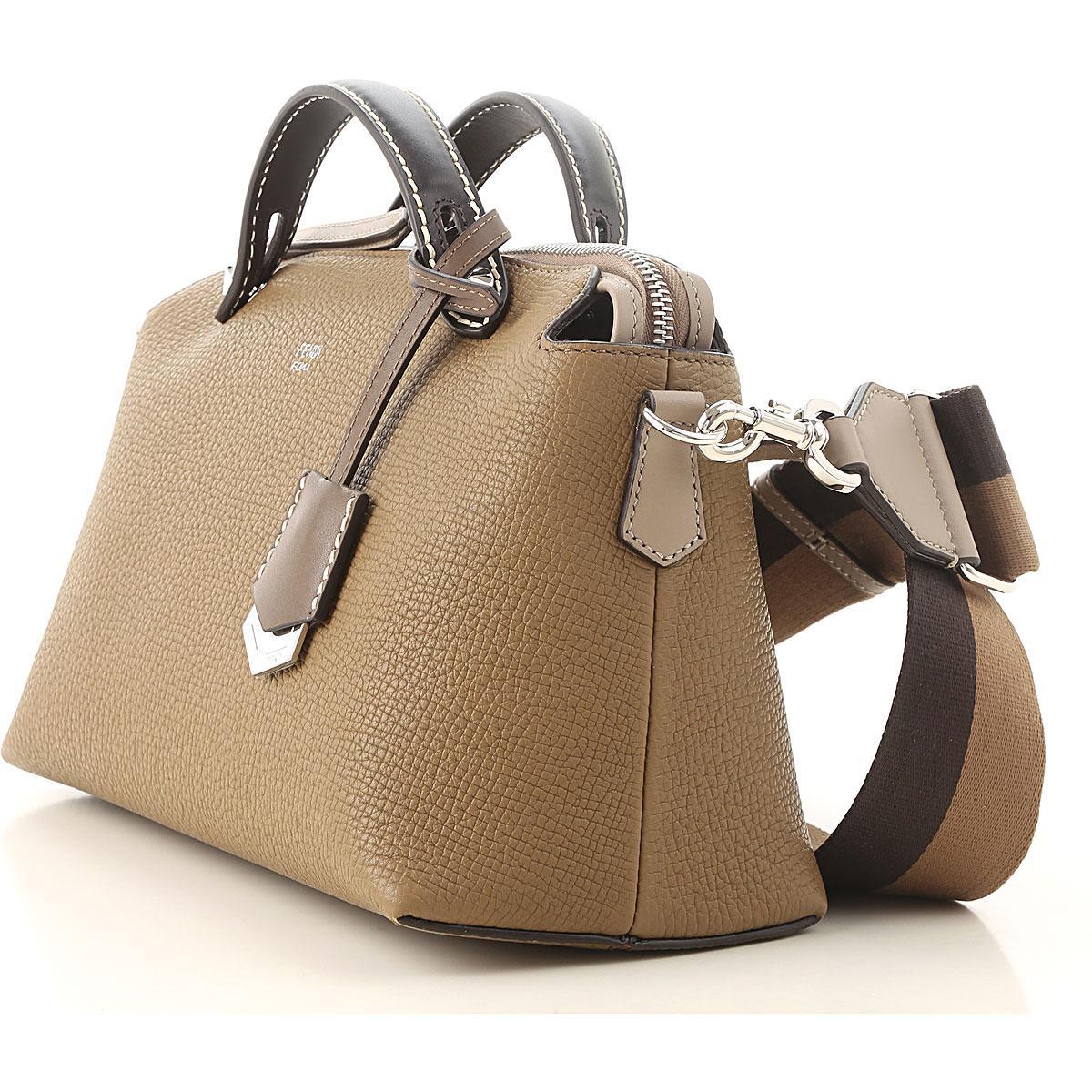 2c534e0bb5cf Fendi - Multicolor Top Handle Handbag - Lyst. View fullscreen