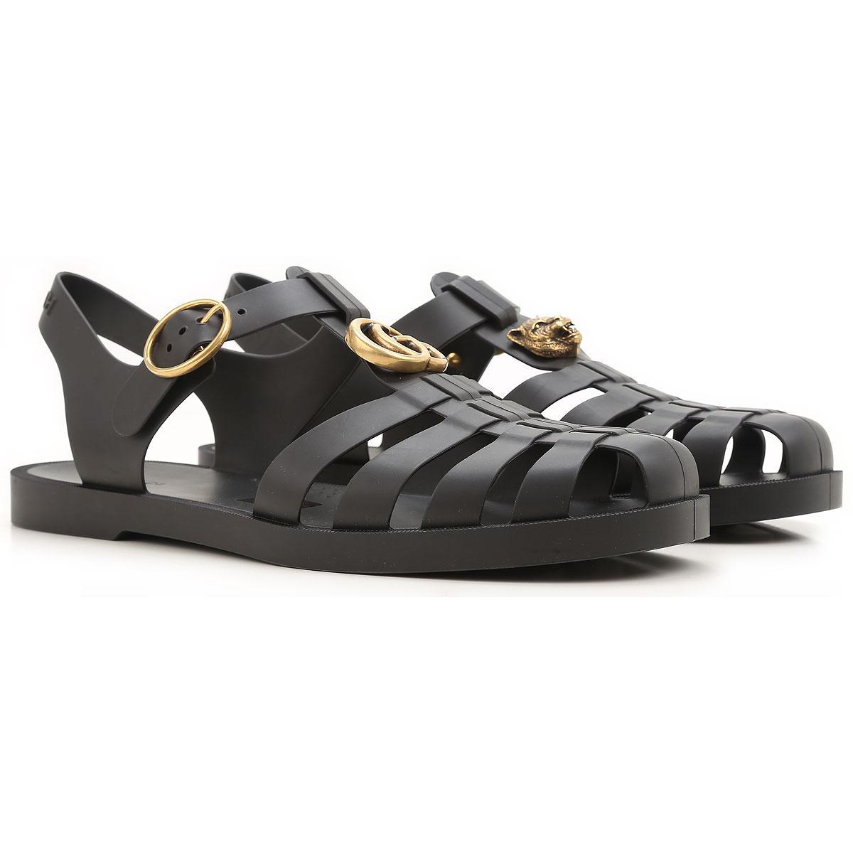 d744147cf Gucci Shoes For Men in Black for Men - Lyst