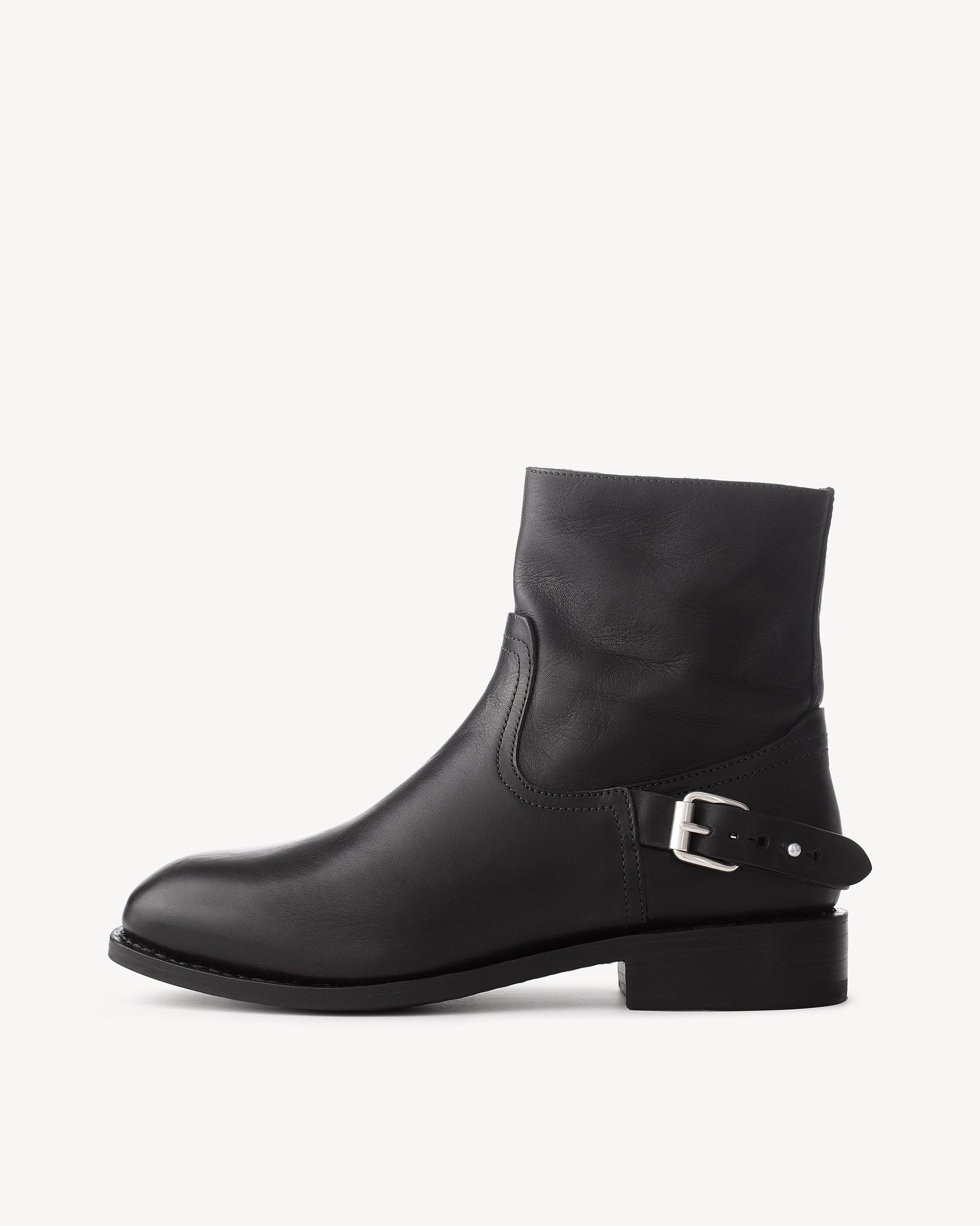 Black Oliver Zip Boots Rag & Bone Cheap Sale Pictures Buy Cheap Best Seller kkSsNuFCW