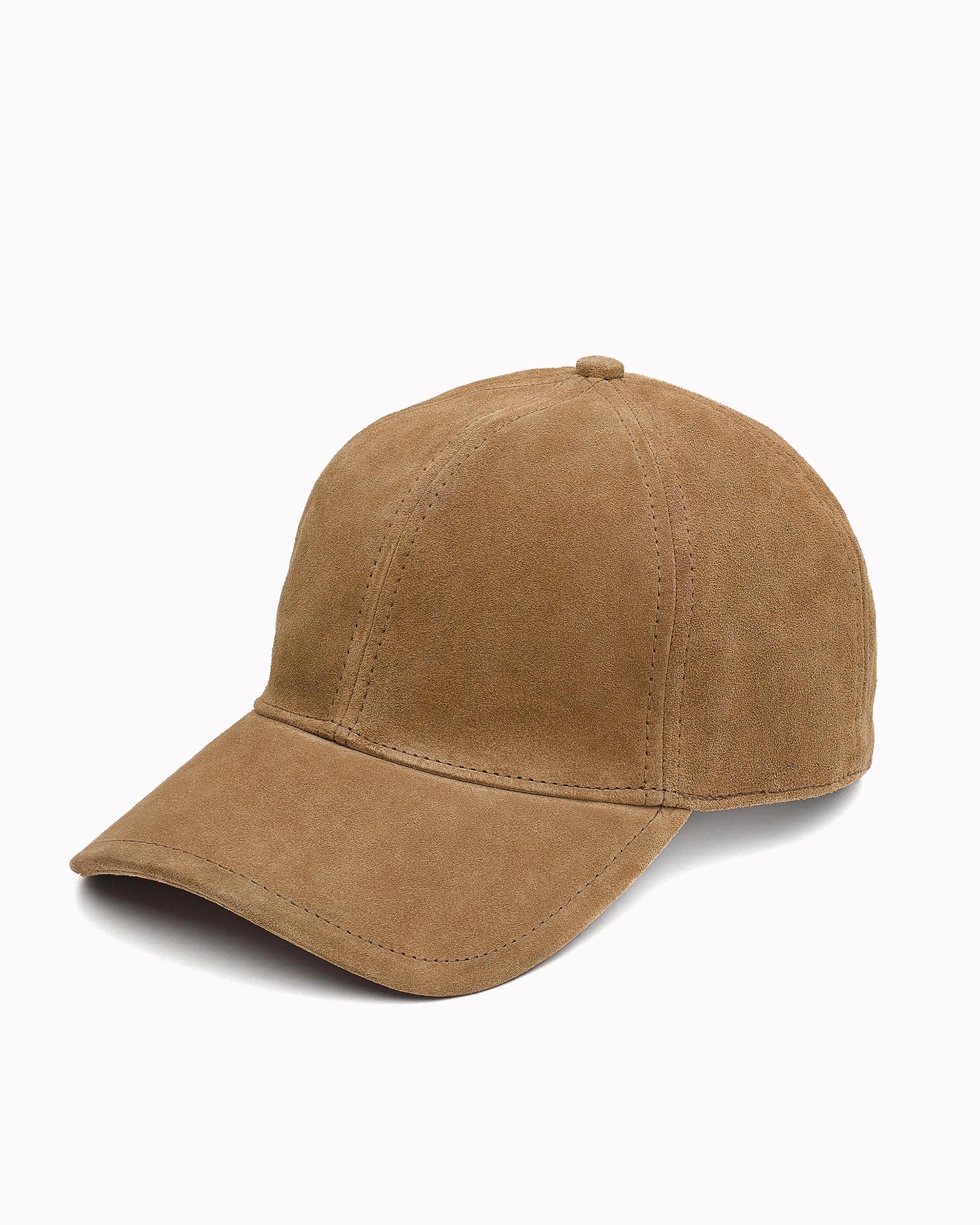 73388575ca4 Lyst - Rag   Bone Marilyn Baseball Cap in Natural