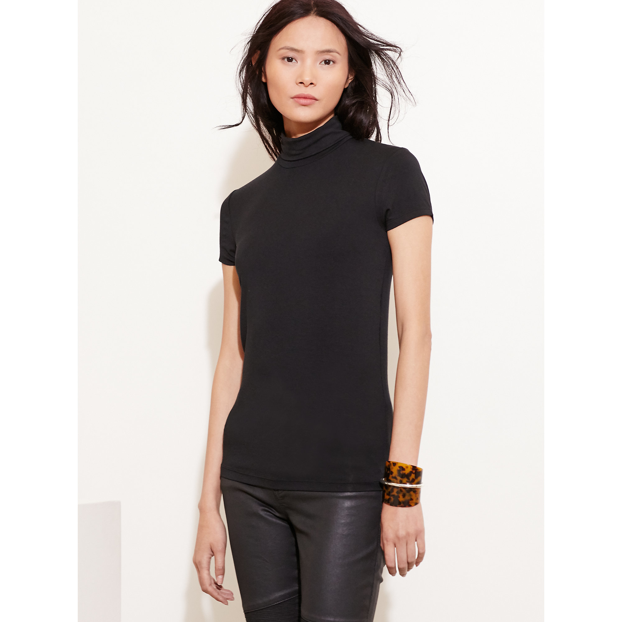 Free shipping and returns on Women's Short Sleeve Turtleneck Sweaters at rabbetedh.ga