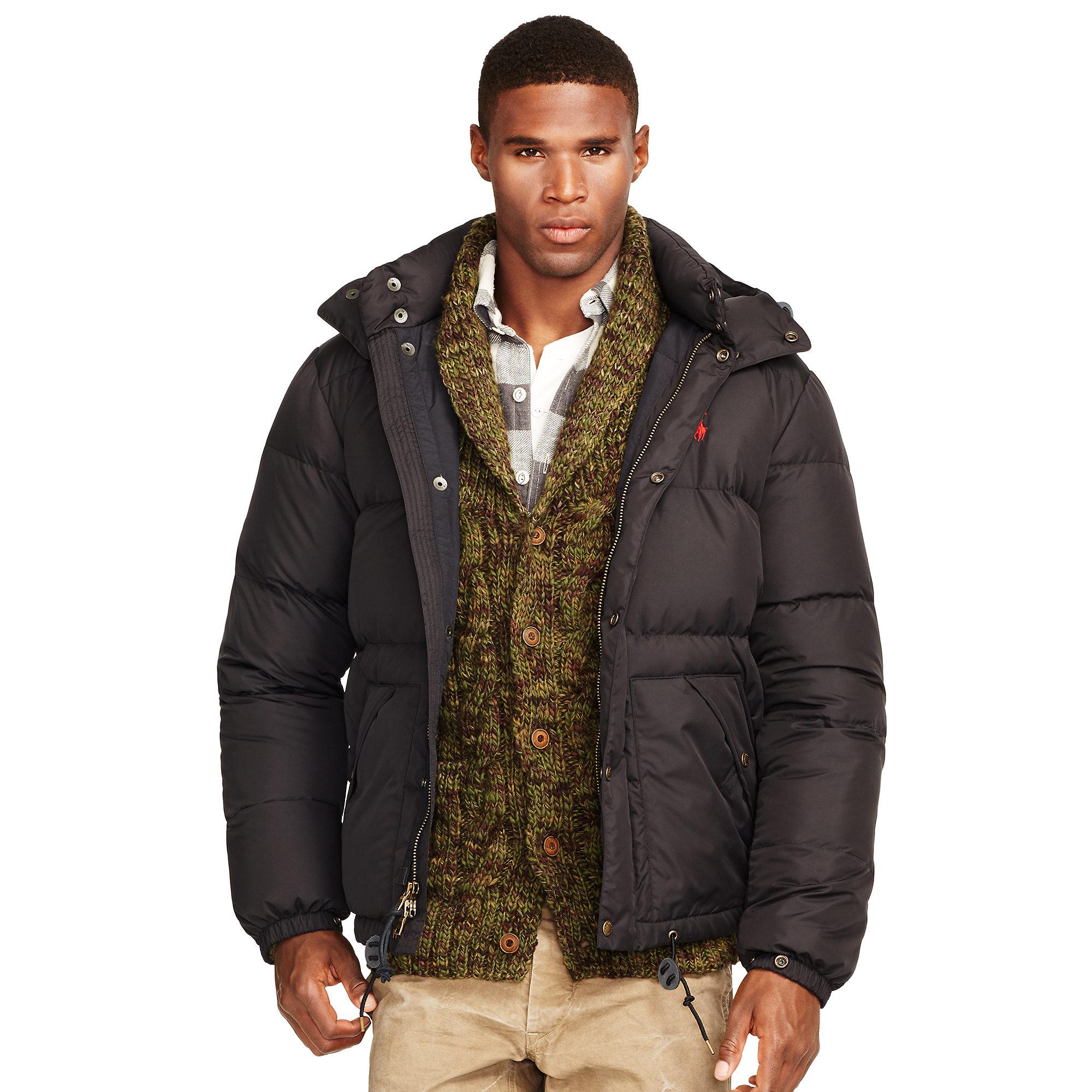 Lyst - Polo Ralph Lauren Elmwood Down Puffer Jacket for Men