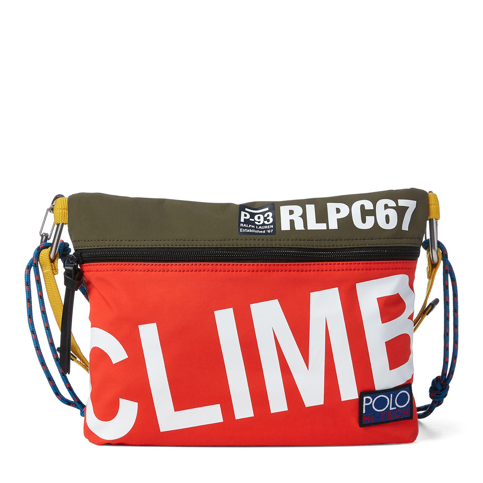 04fc0696aec1 Polo Ralph Lauren Climb Pouch for Men - Lyst
