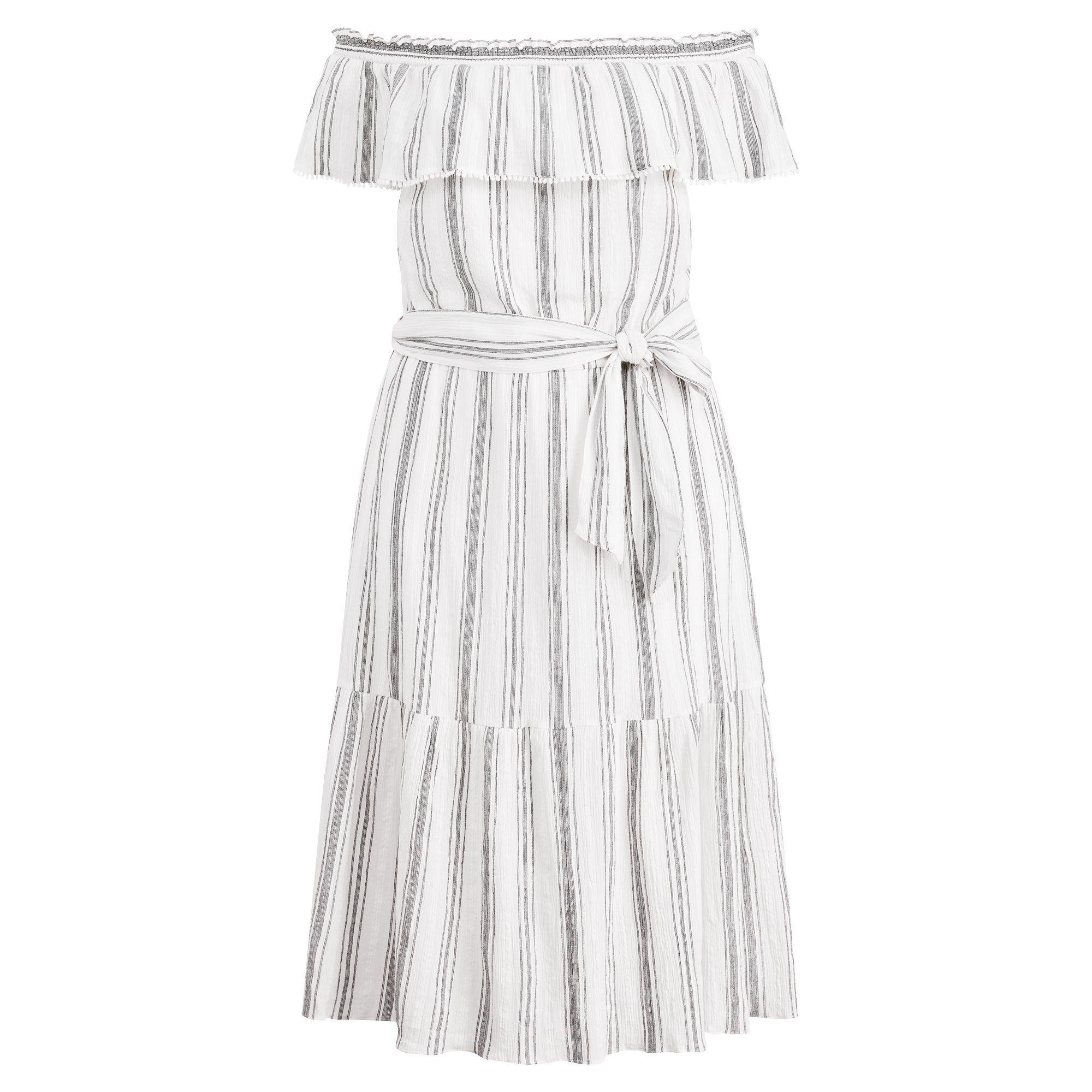 c2ab9ac9cc Ralph Lauren Beach-inspired Maxidress in White - Lyst