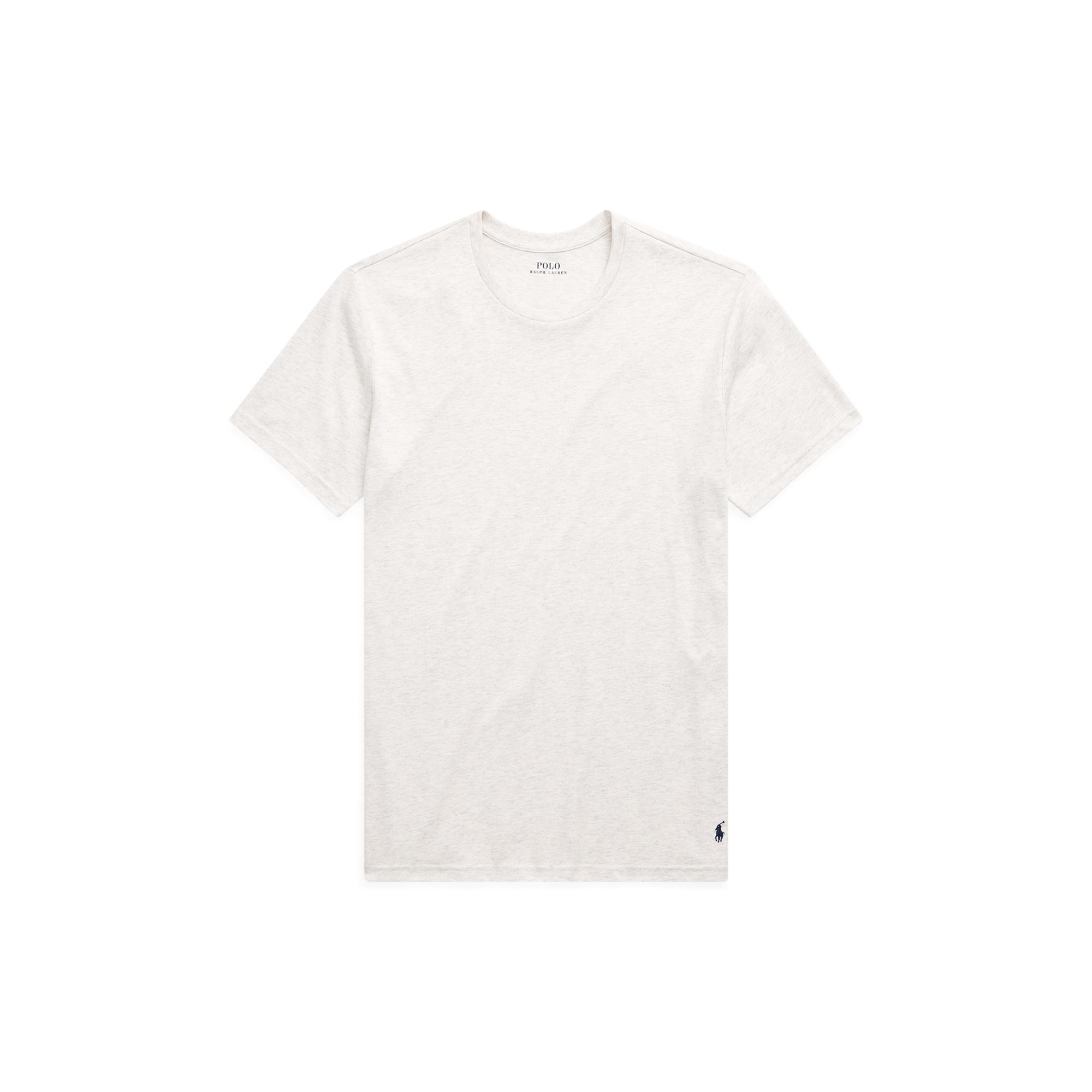 eb8d45d7e2 Lyst - Polo Ralph Lauren Supreme Comfort Crewneck Tee in White for Men