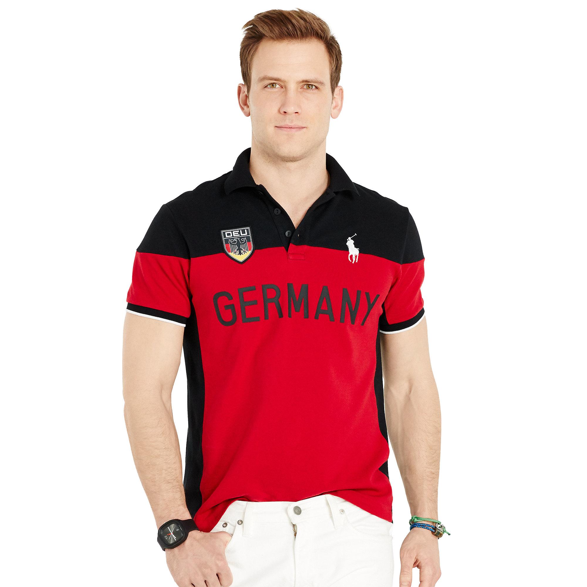 Custom Fit Mens Polo Shirts Bcd Tofu House