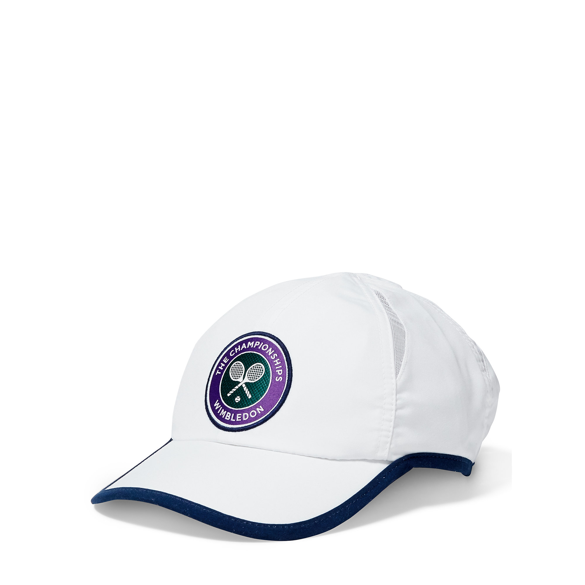 081994176ce Lyst - Polo Ralph Lauren Wimbledon Cross-court Cap in White for Men