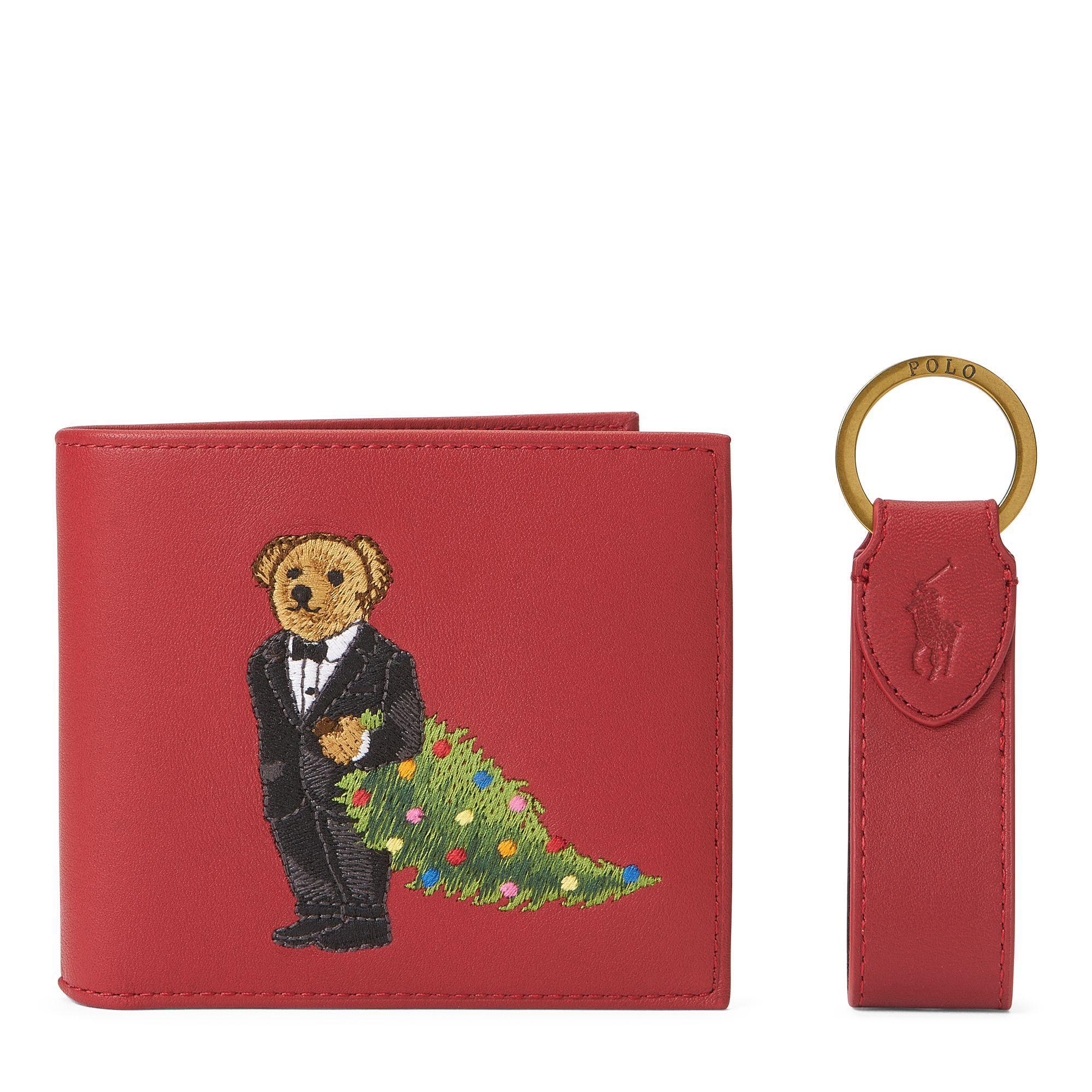 Polo Ralph Lauren Polo Bear Gift Set in Red for Men - Lyst 41dfe84b5c9e0