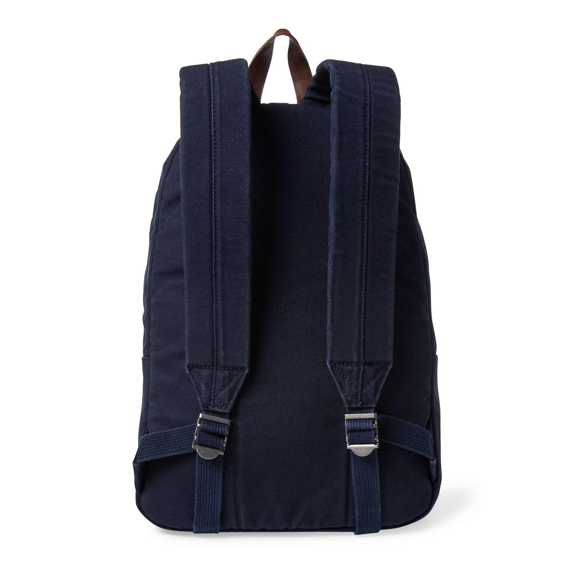 0ad4d8922c0f Lyst - Polo Ralph Lauren Pennant Patch Backpack in Blue for Men