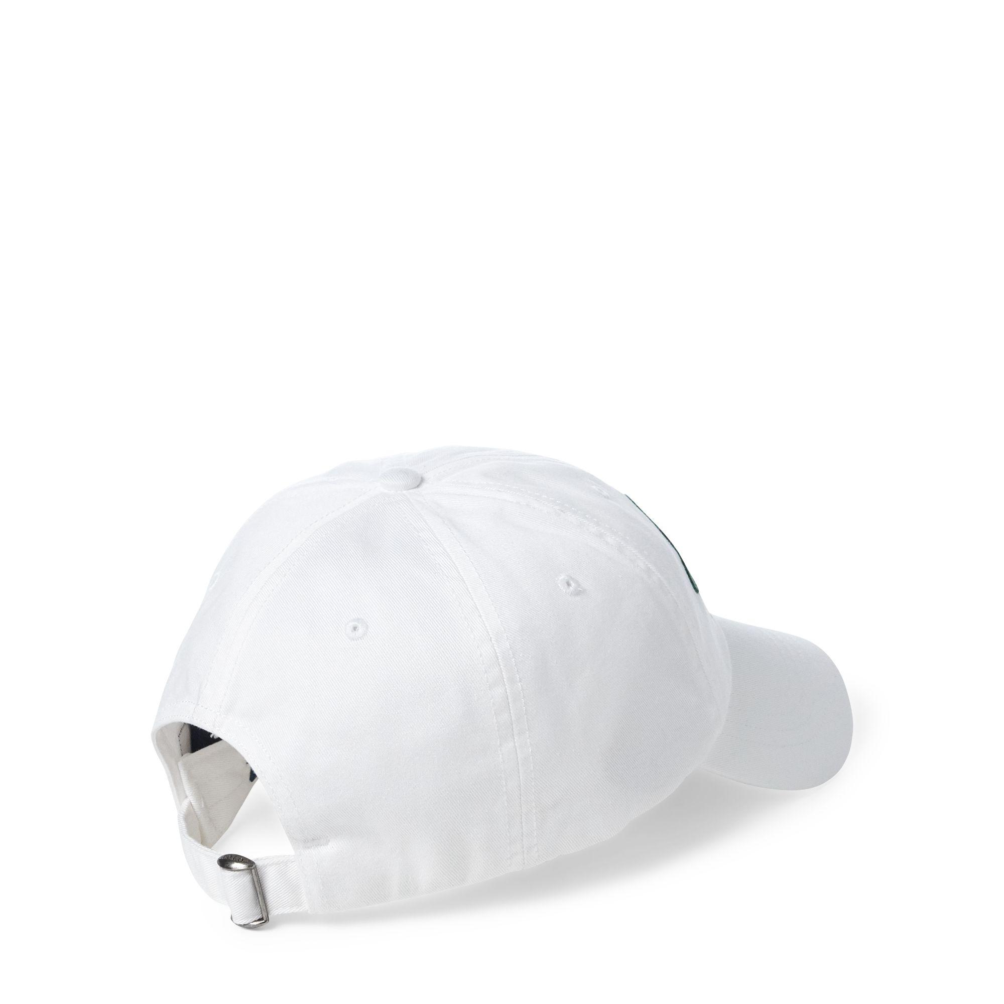 47df76c516a95 Polo Ralph Lauren Ralph s Coffee Hat in White for Men - Lyst