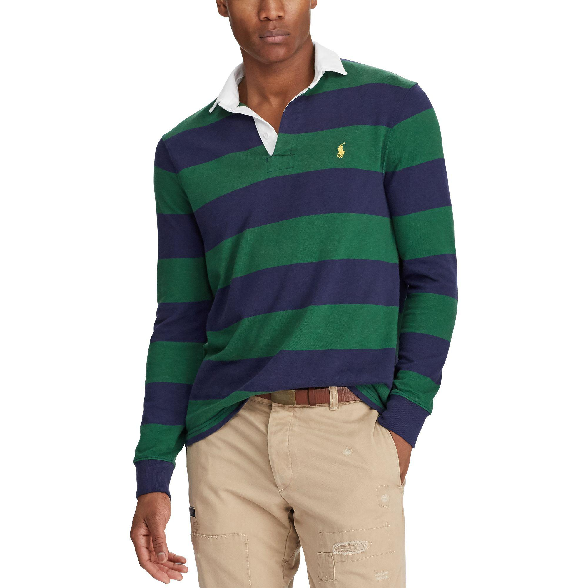 15e066640c41 Polo Ralph Lauren The Iconic Rugby Shirt for Men - Lyst