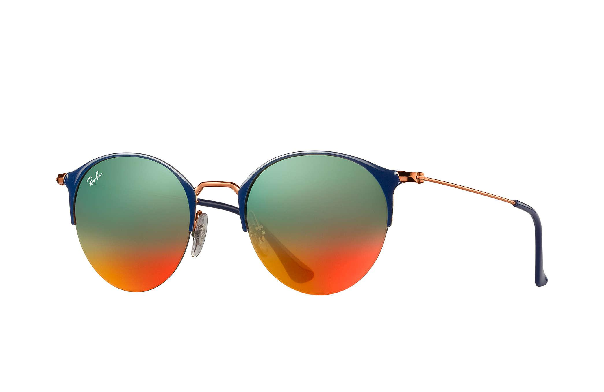 bf7a325271 Ray-Ban Rb3578 in Blue - Lyst