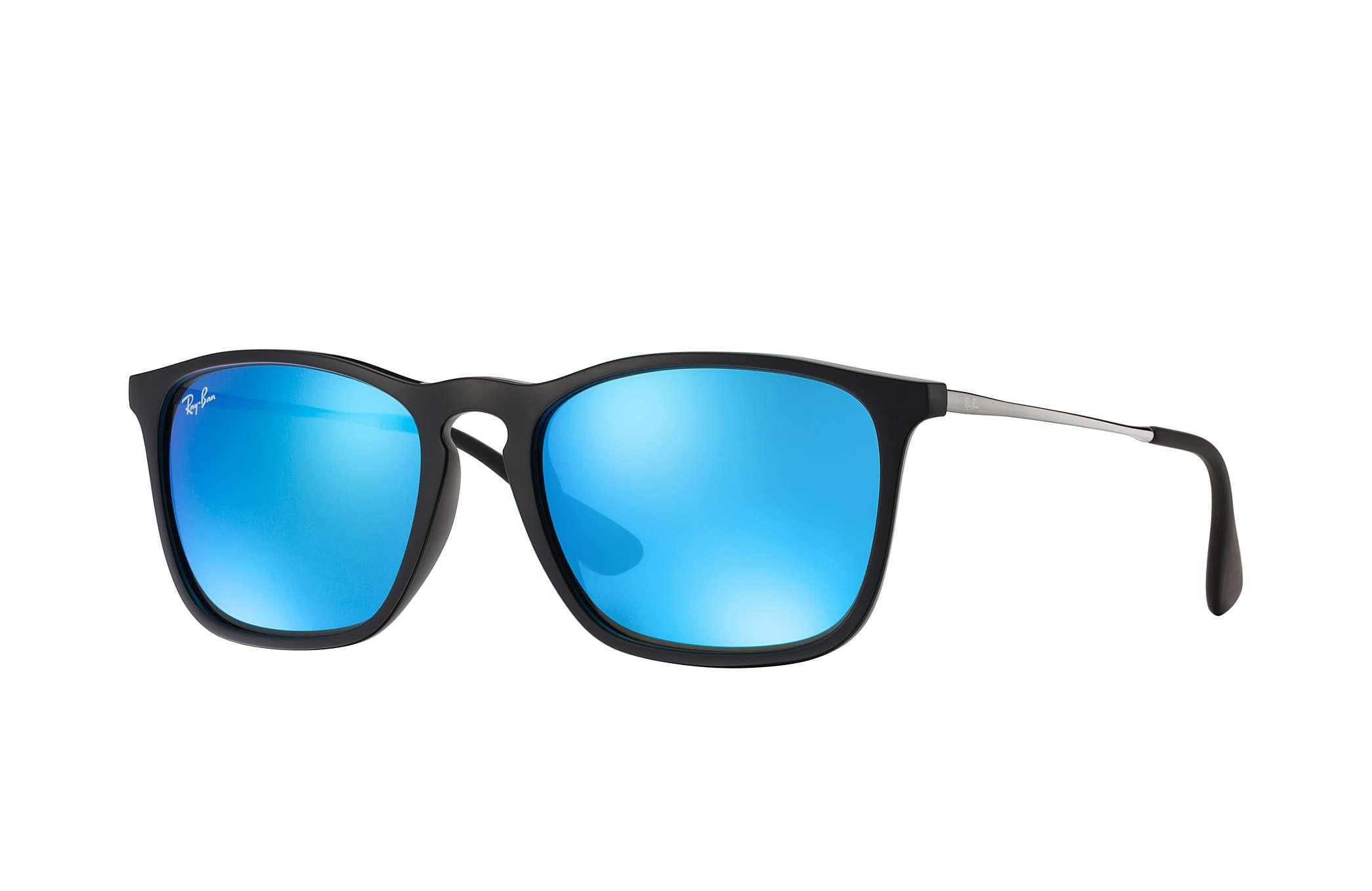 f5cc5360e59 Ray-Ban Chris in Blue for Men - Lyst
